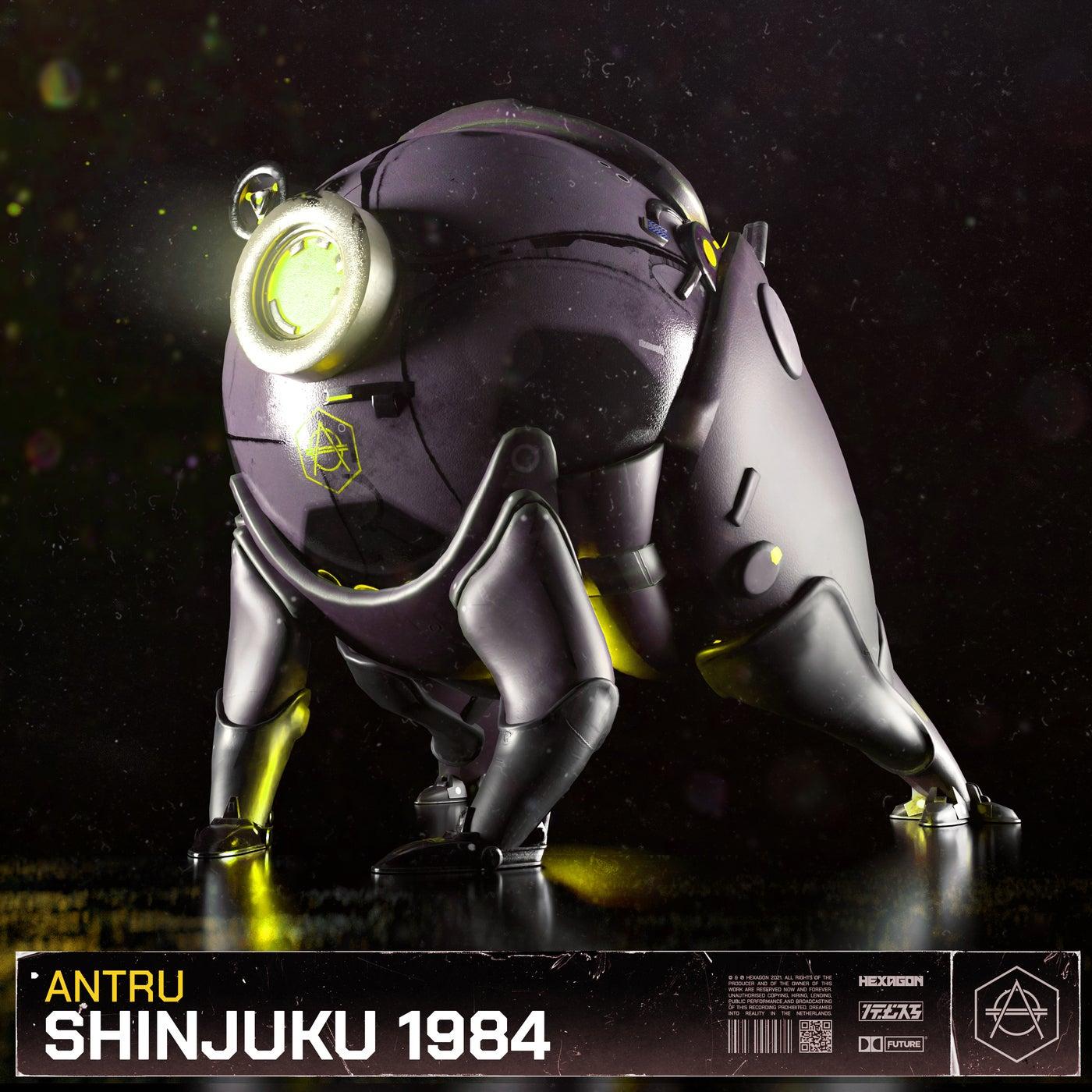 Shinjuku 1984 (Extended Mix)