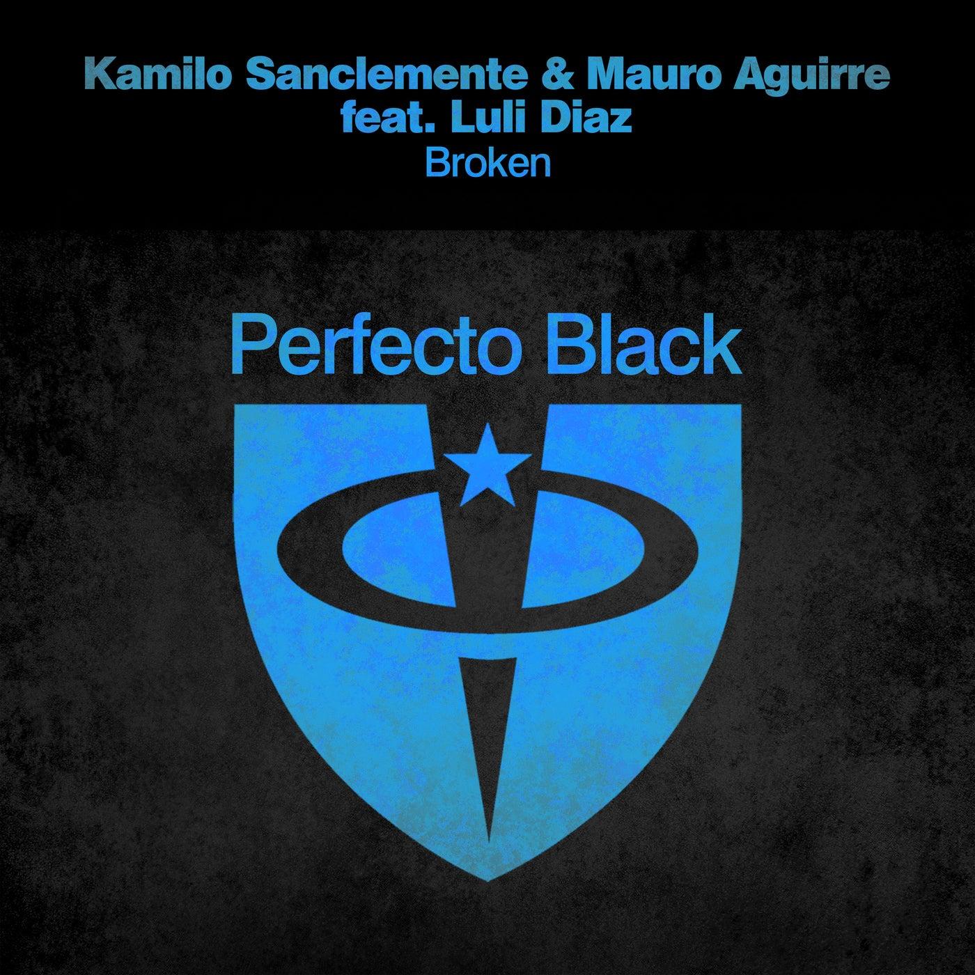 Broken feat. Luli Diaz (Extended Mix)