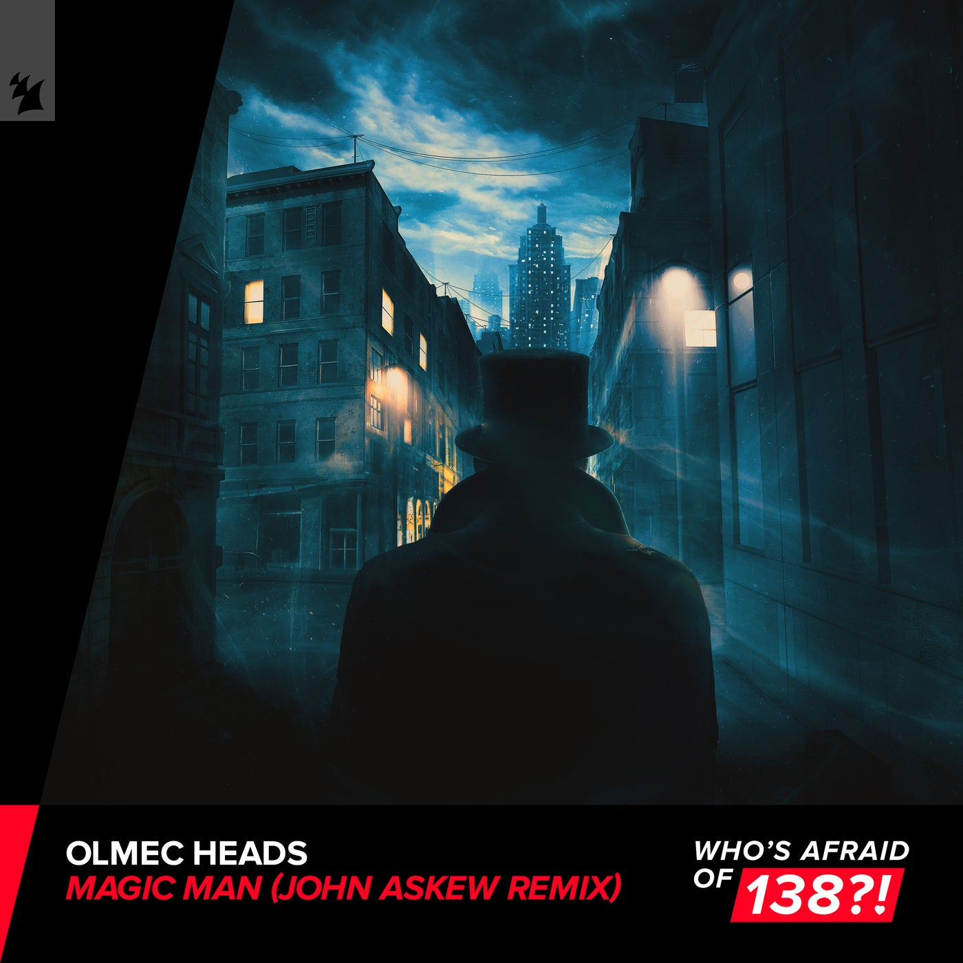 Magic Man (John Askew Extended Remix)