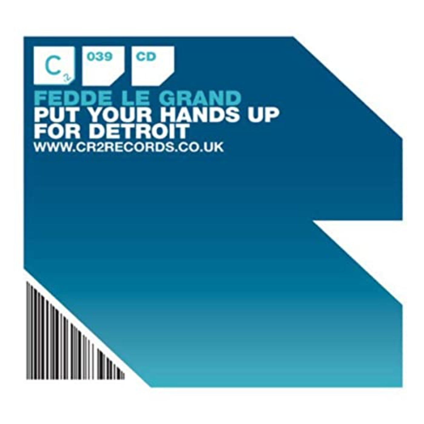 Put Your Hands Up For Detroit (Original Mix)