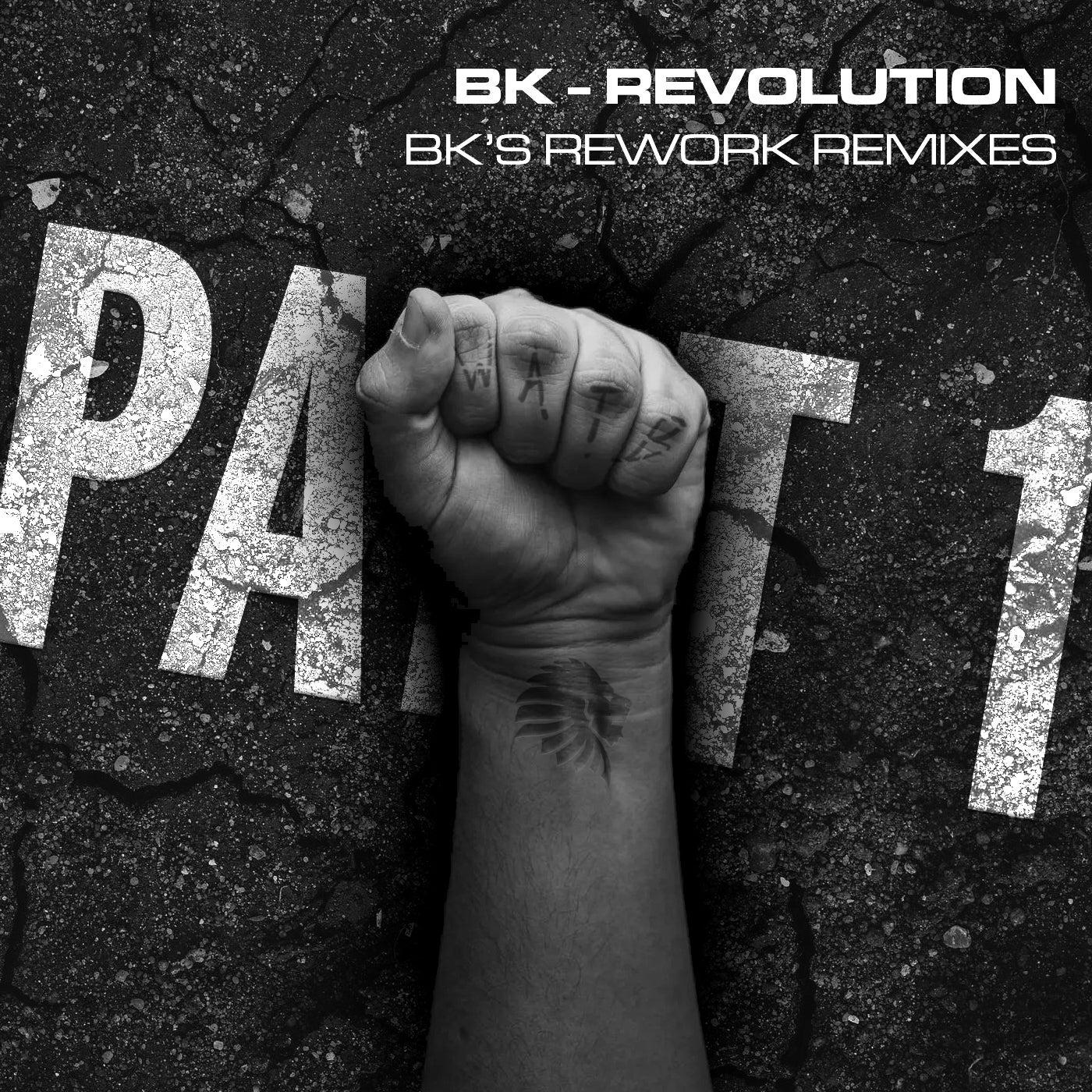 Revolution - BK's Rework (Reinier Zonneveld Remix)