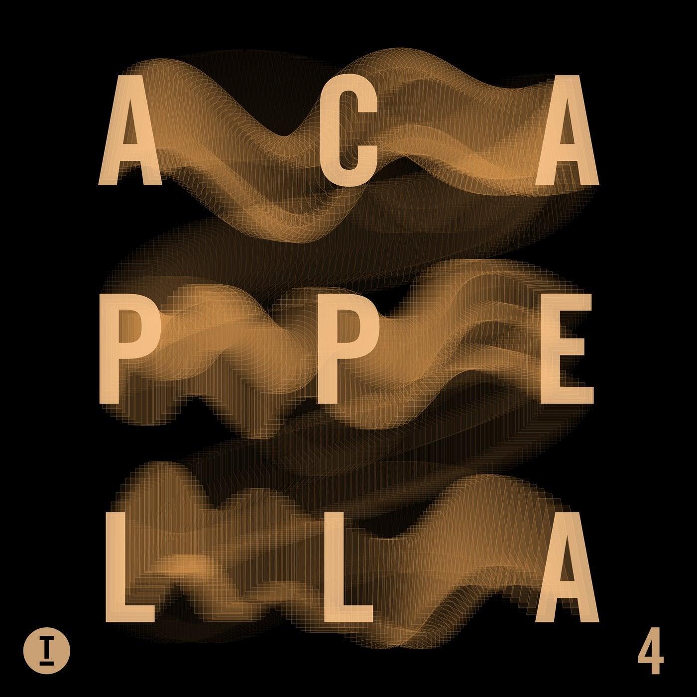 On My Mind (feat. Dan Diamond) (Acapella)