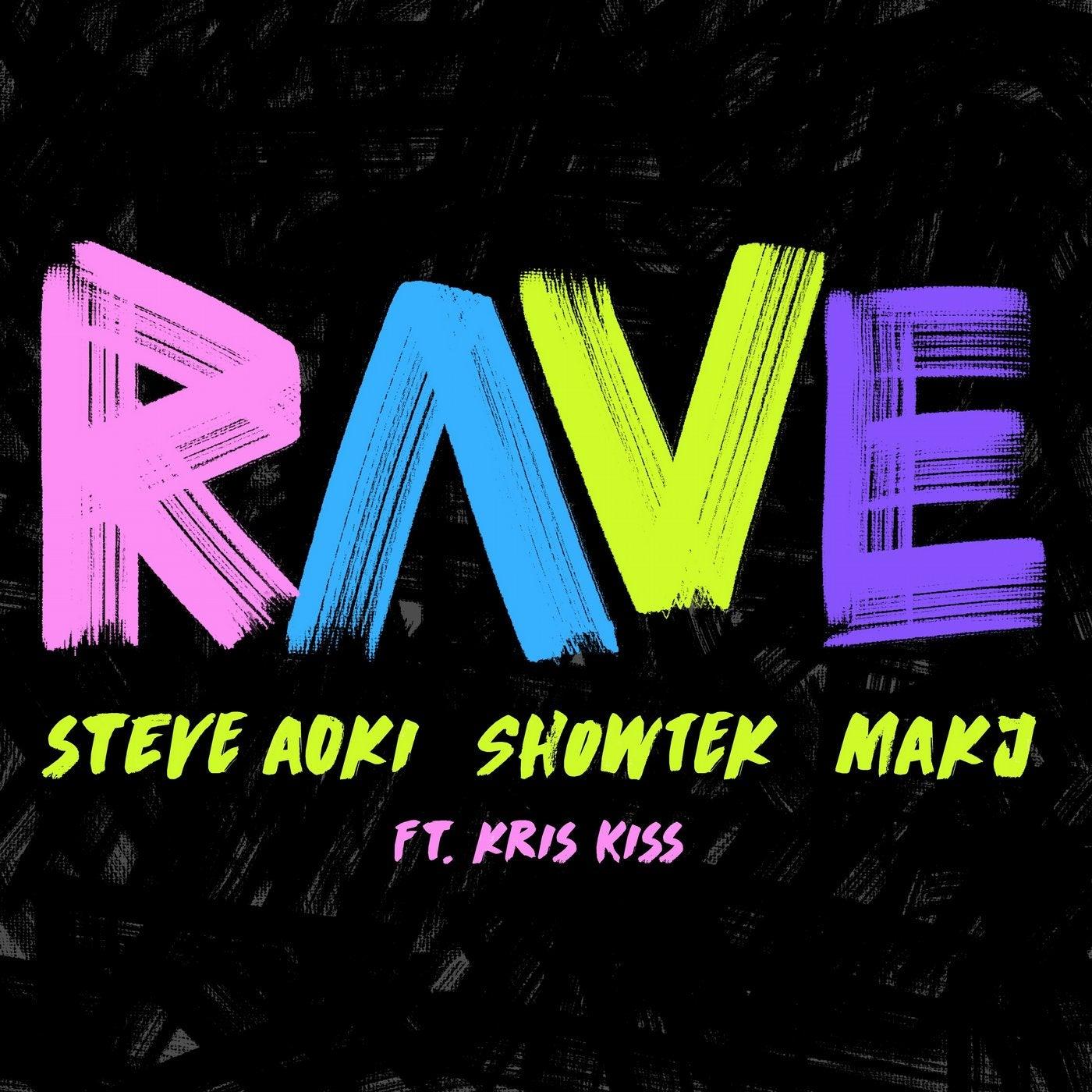 Rave feat. Kris Kiss (Extended Mix)