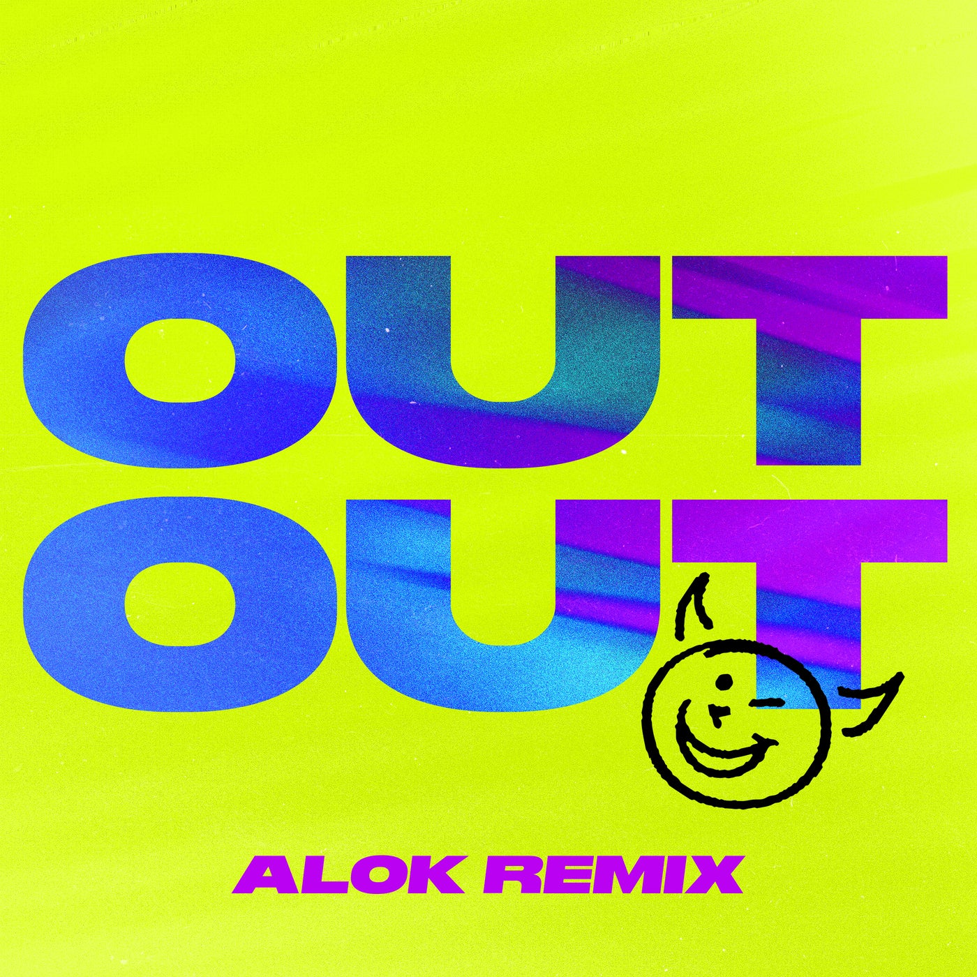 OUT OUT (feat. Charli XCX & Saweetie) (Alok Extended Remix)