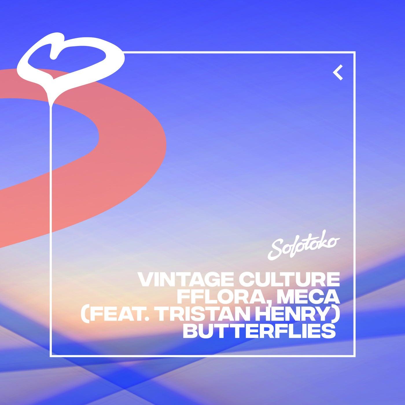 Butterflies (feat. Tristan Henry) (Extended Mix)