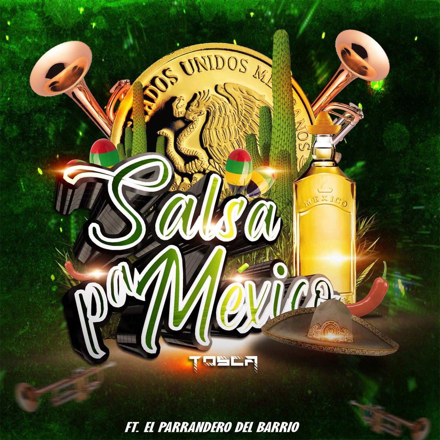 Salsa Pa México (feat. El Parrandero del Barrio) (Original Mix)
