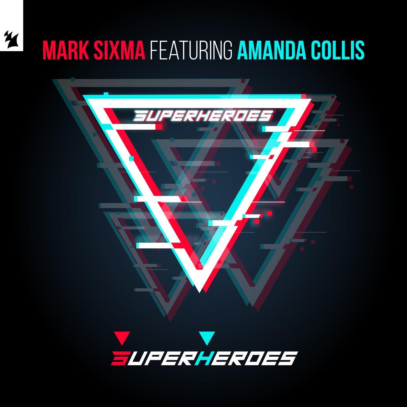 Superheroes feat. Amanda Collis (Extended Mix)