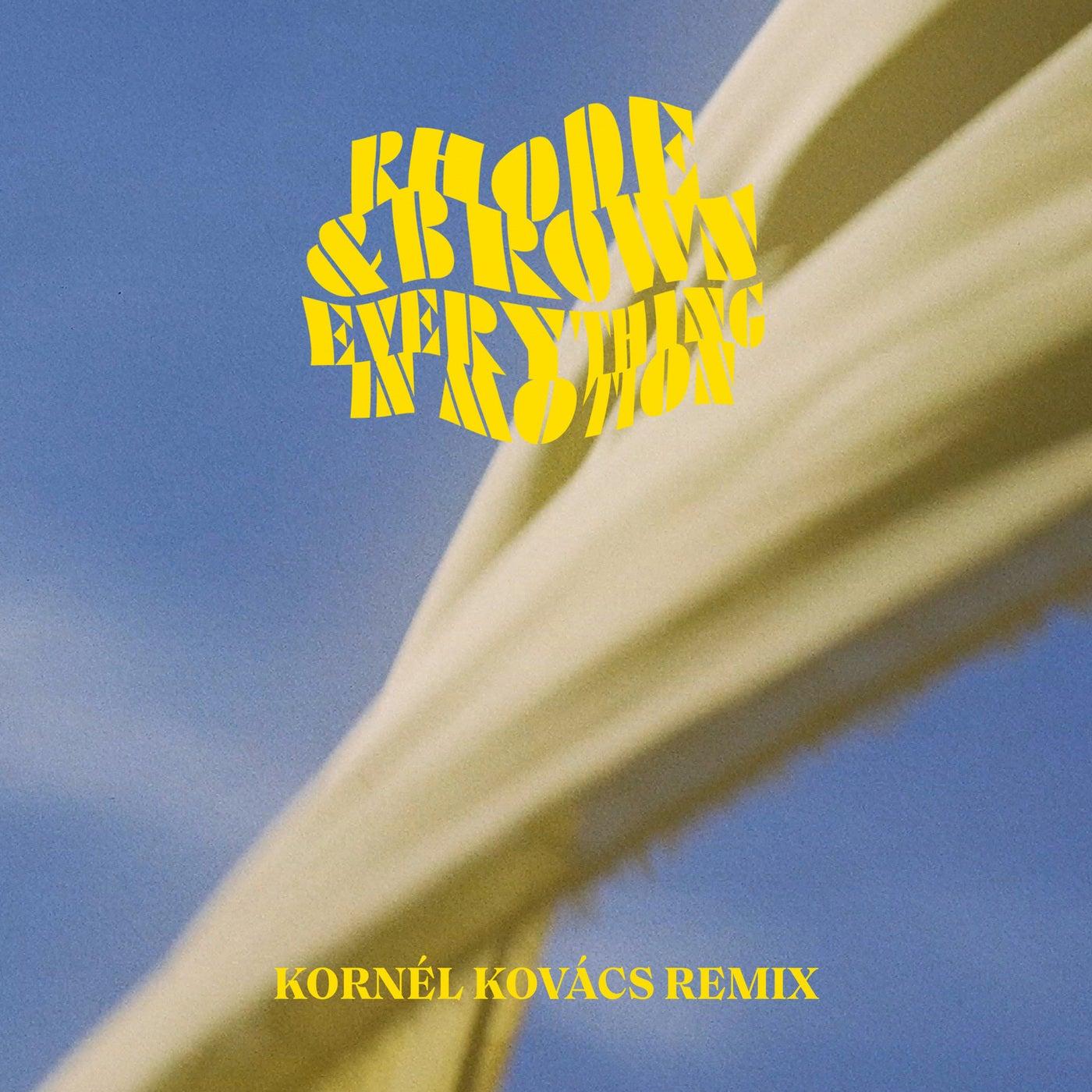 Everything in Motion feat. Indra Dunis (Kornél Kovács Remix)