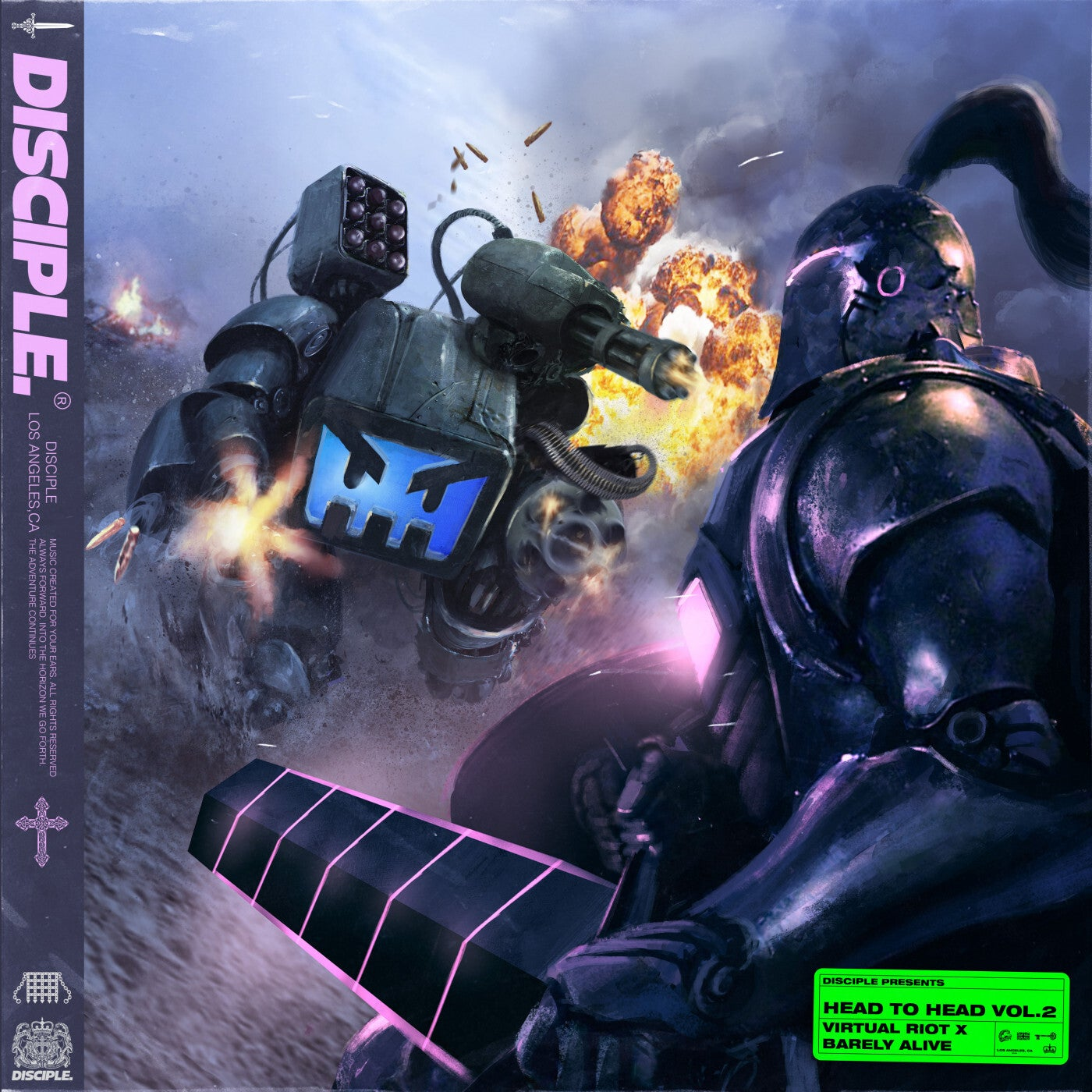 Basement Dwellers VIP (Original Mix)