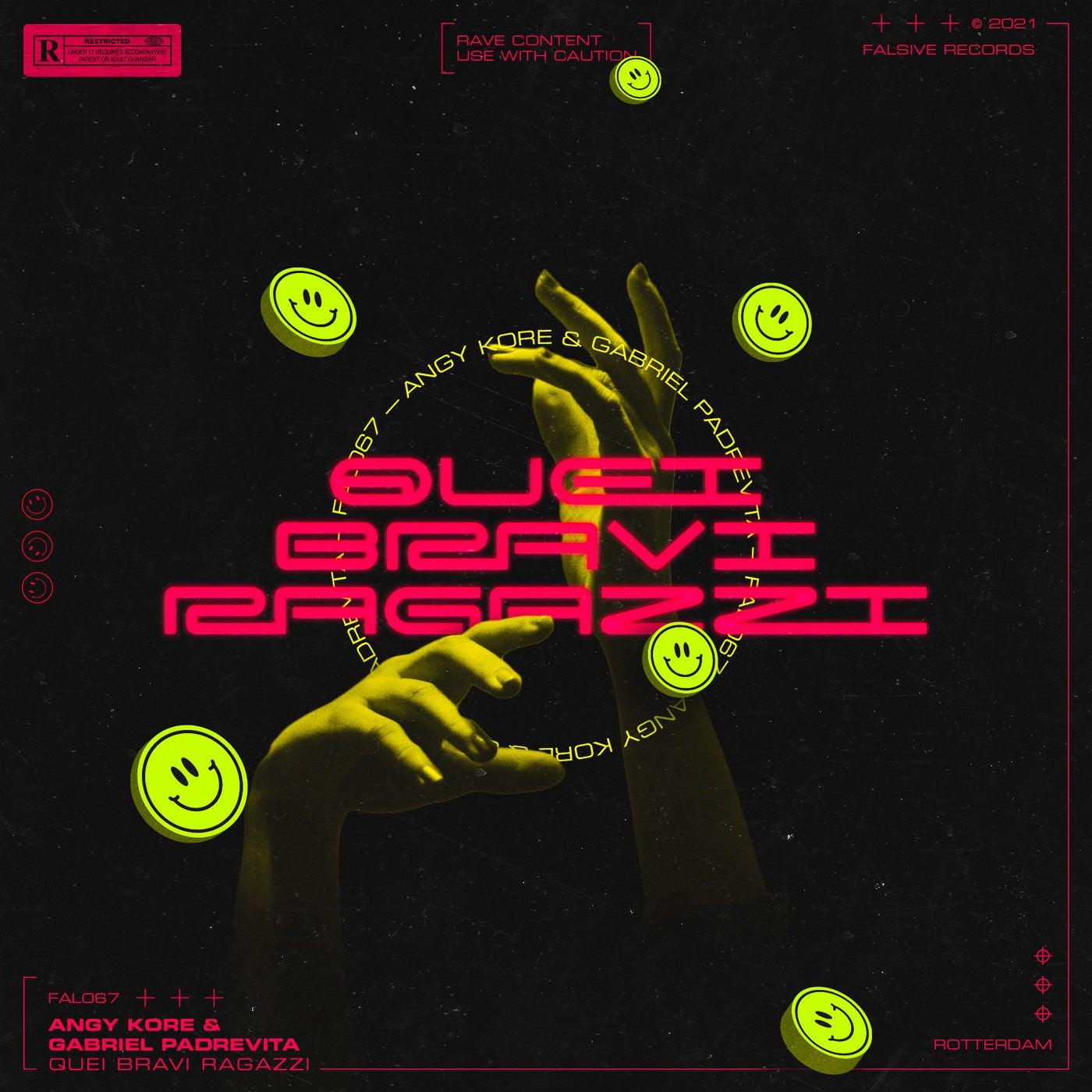 Quei Bravi Ragazzi (Original Mix)