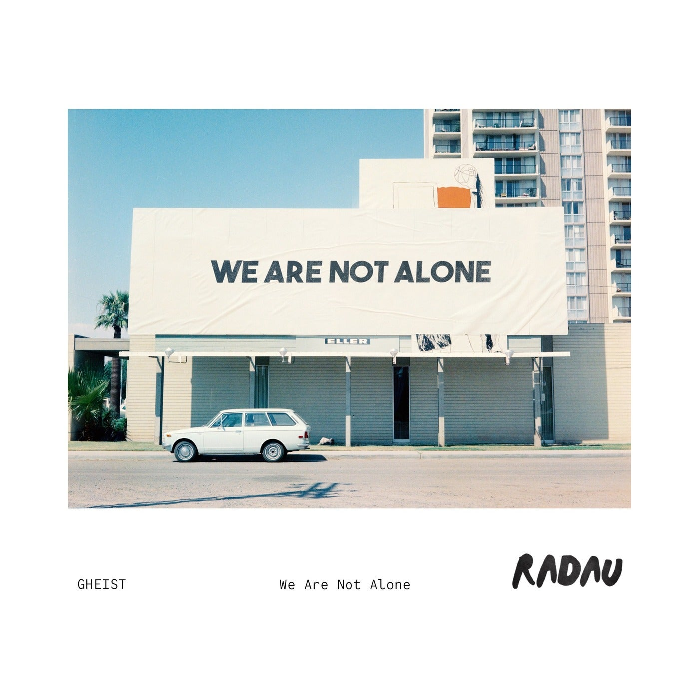 We Are Not Alone (Original Mix)