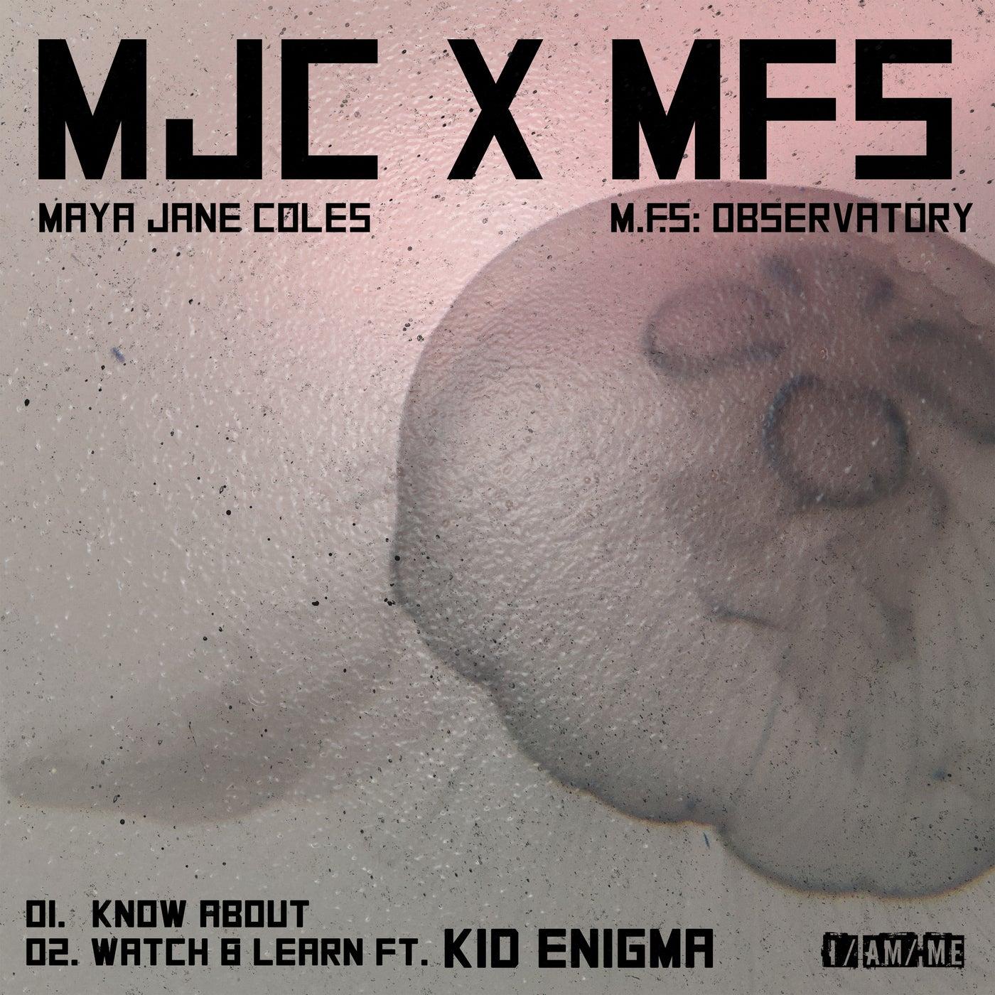 M.F.S: Observatory music download - Beatport