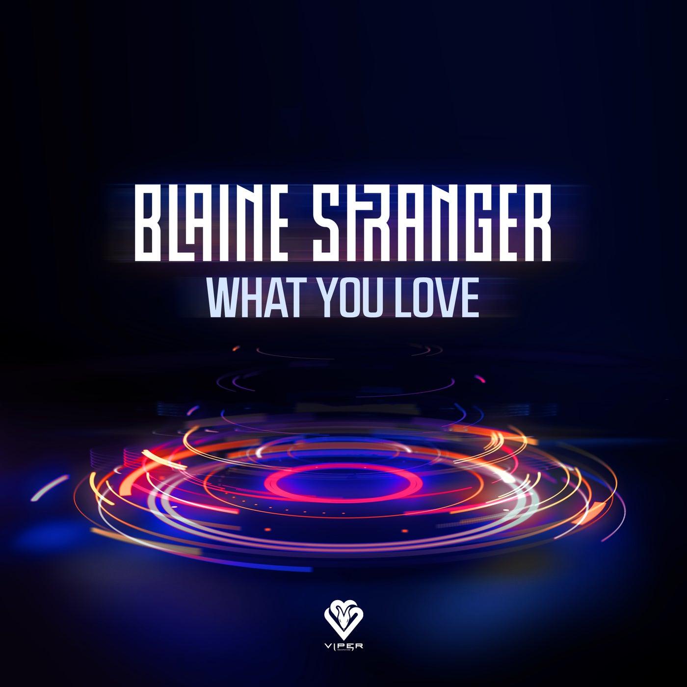 What You Love (Original Mix)
