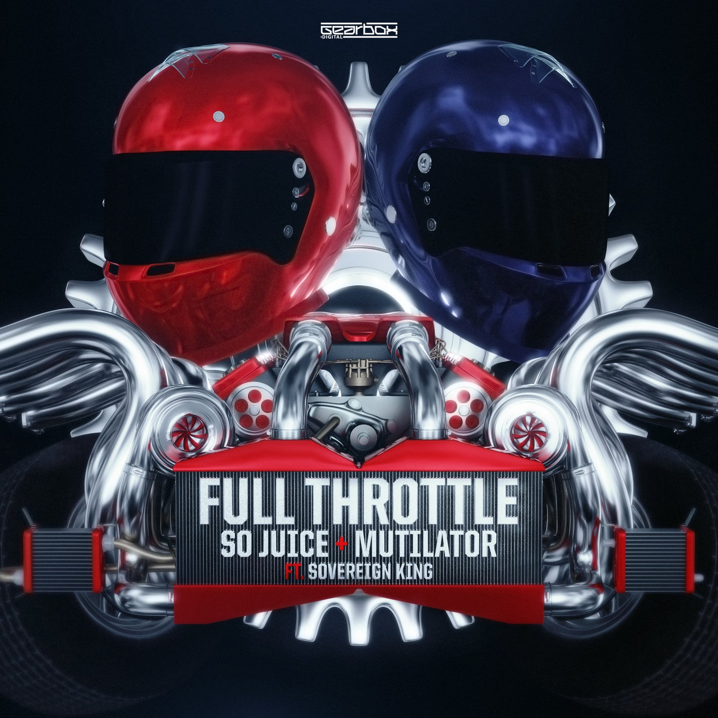 Full Throttle (Official Gearbox Full Throttle Anthem) (Extended Mix)