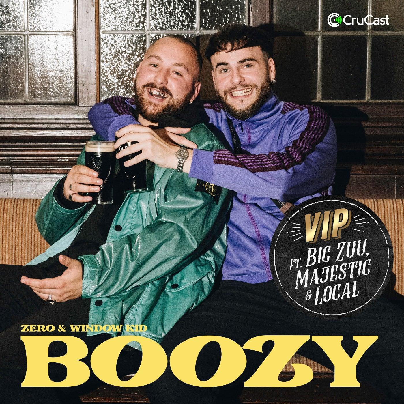 Boozy VIP feat. Big Zuu (Original Mix)
