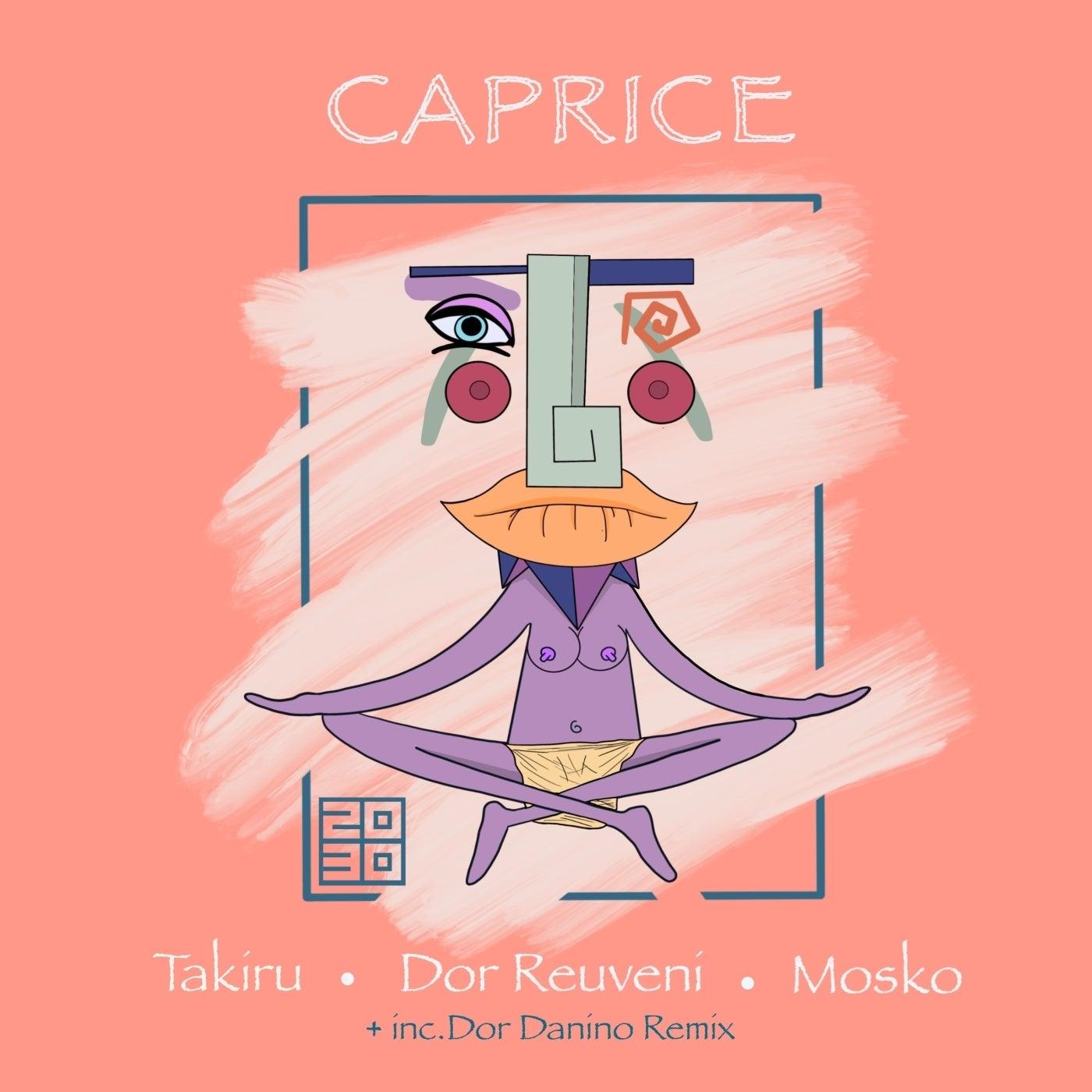 Caprice feat. Ed'n LKS (Dor Danino Remix)