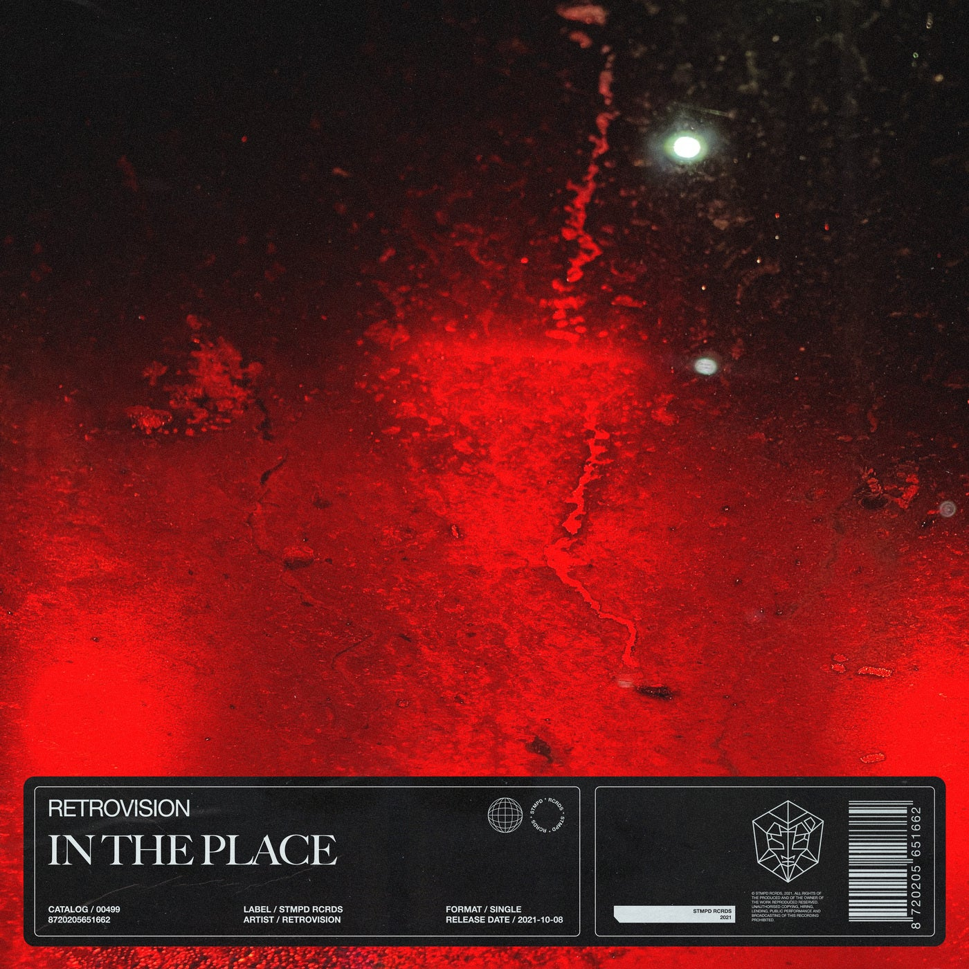 In The Place (Extended Mix)