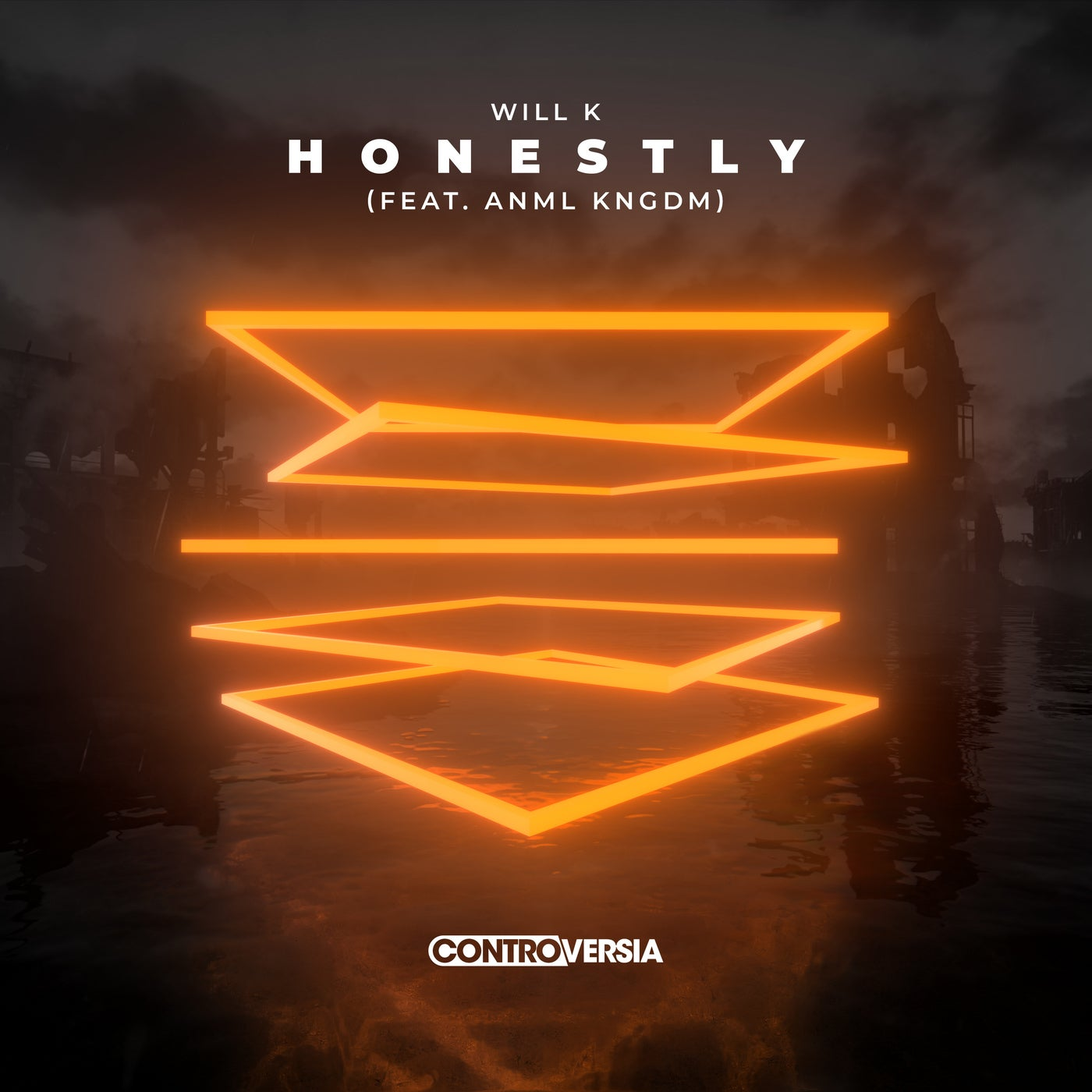 Honestly (feat. ANML KNGDM) (Extended Mix)