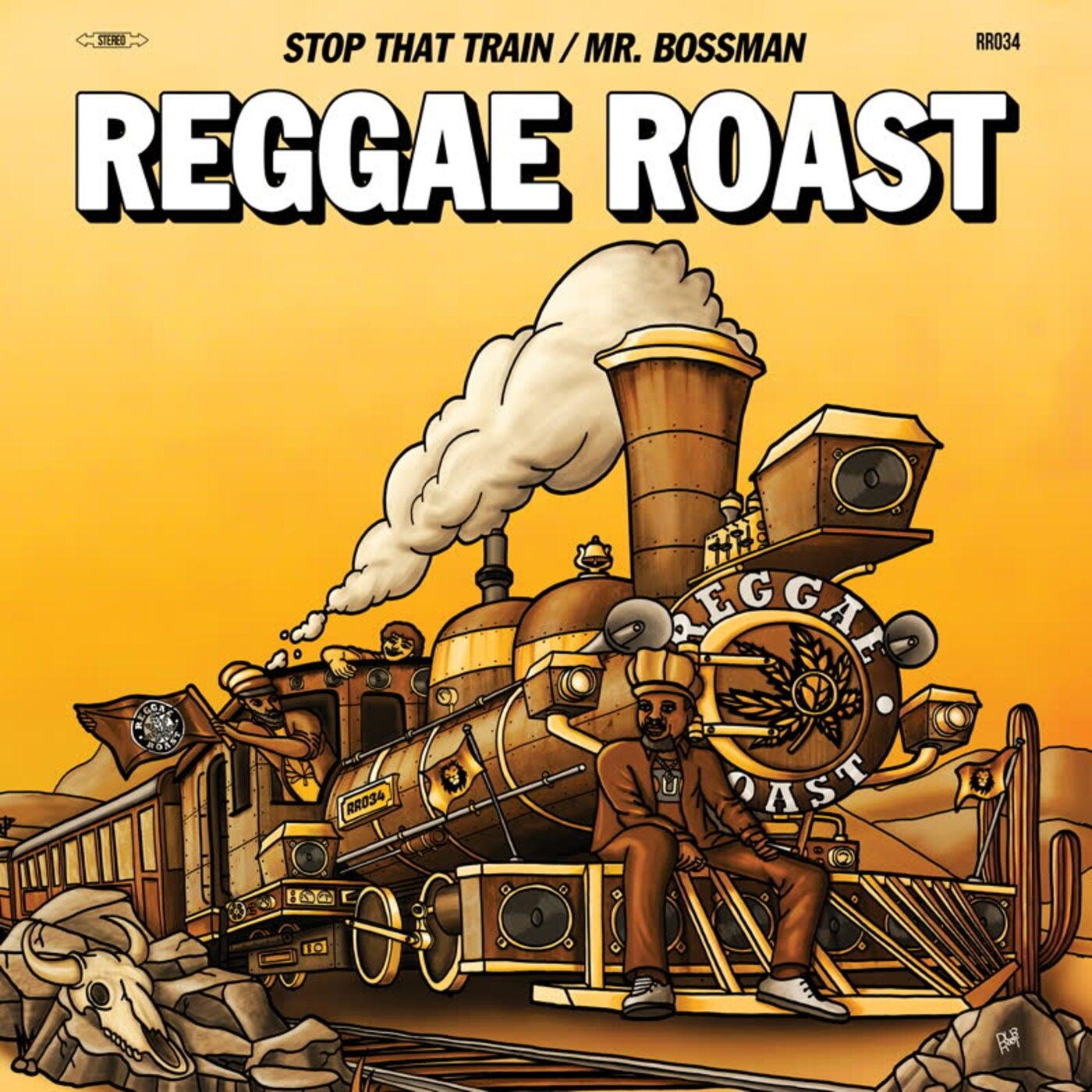 Stop That Train (Outta Babylon) (Original Mix)