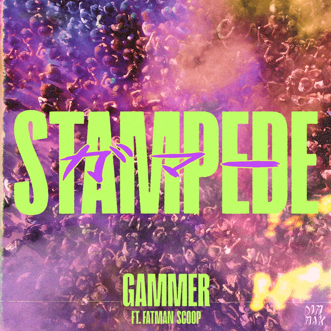 Stampede (Feat. Fatman Scoop) (Original Mix)