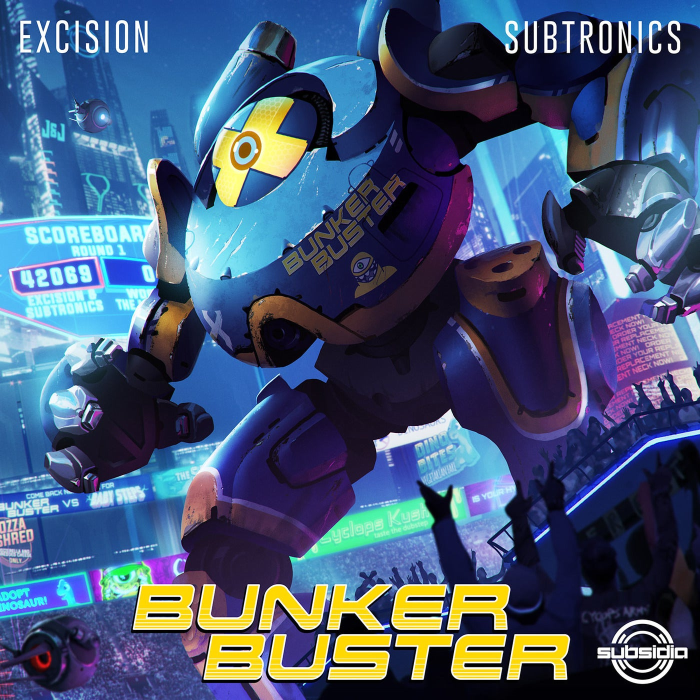 Bunker Buster (Original Mix)