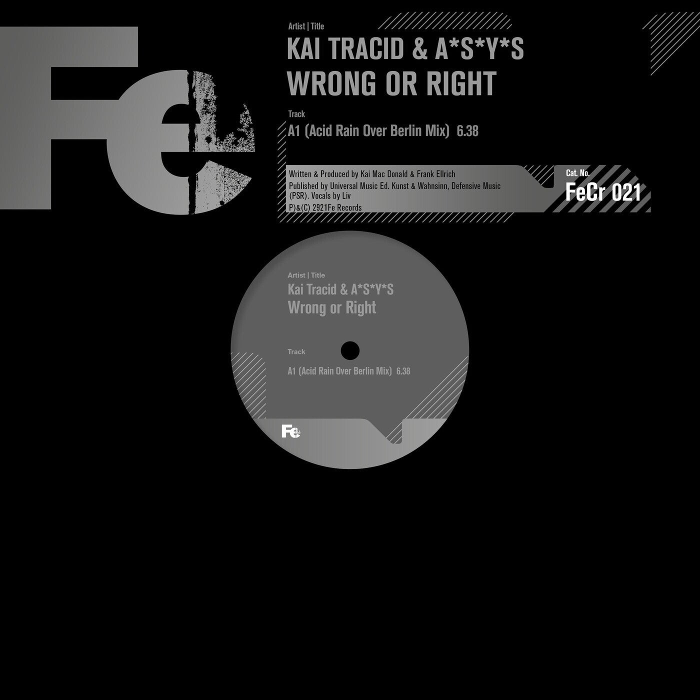 Wrong or Right (Acid Rain over Berlin Mix)
