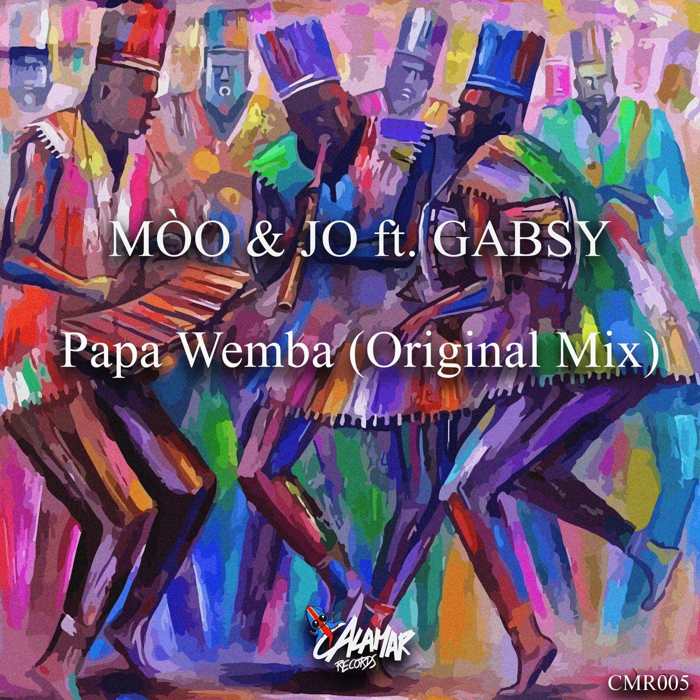 Papa Wemba (Original Mix)