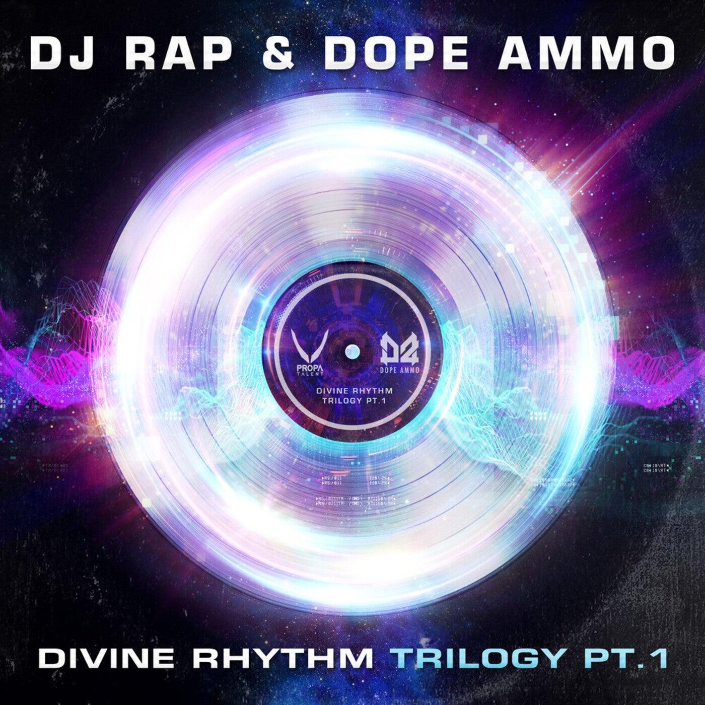 Divine Rhythm Trilogy, Pt. 1 feat. Jasmine Knight (Jungle VIP Remix)