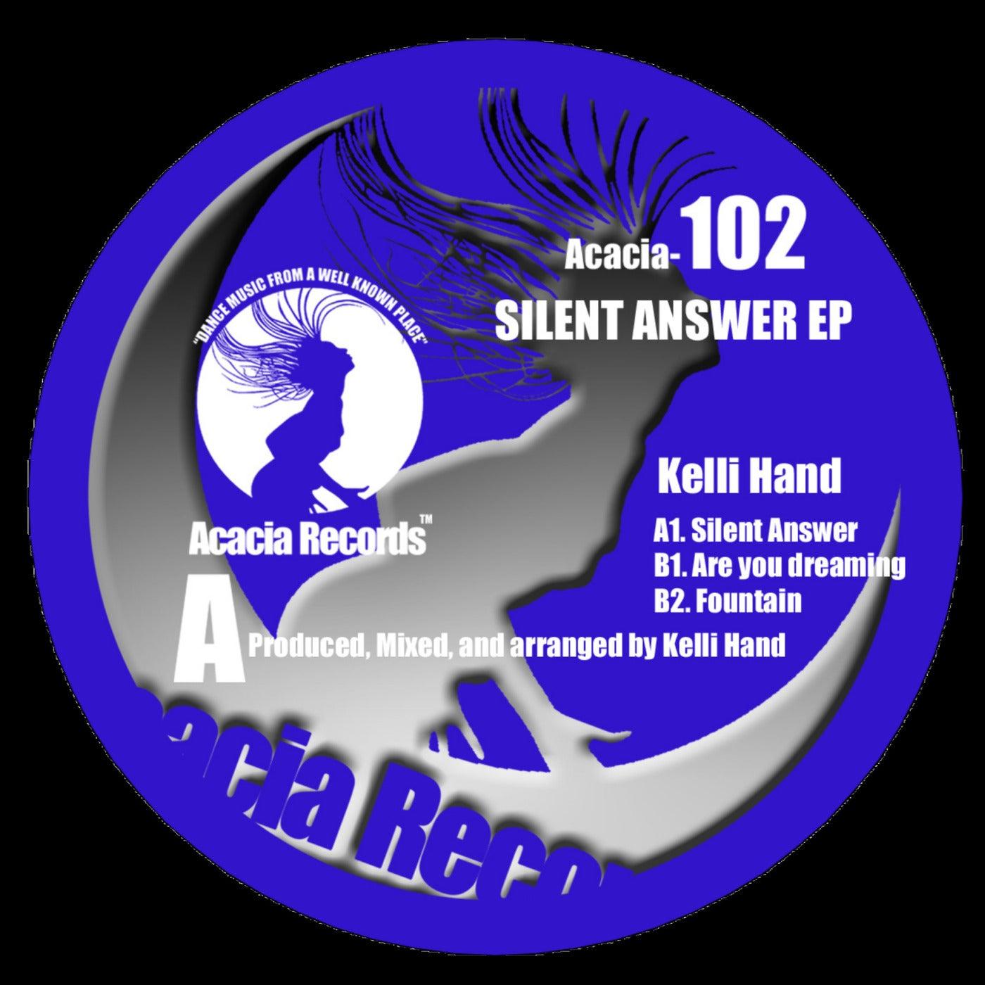 Silent Answer feat. Kelli Hand (Original Mix)