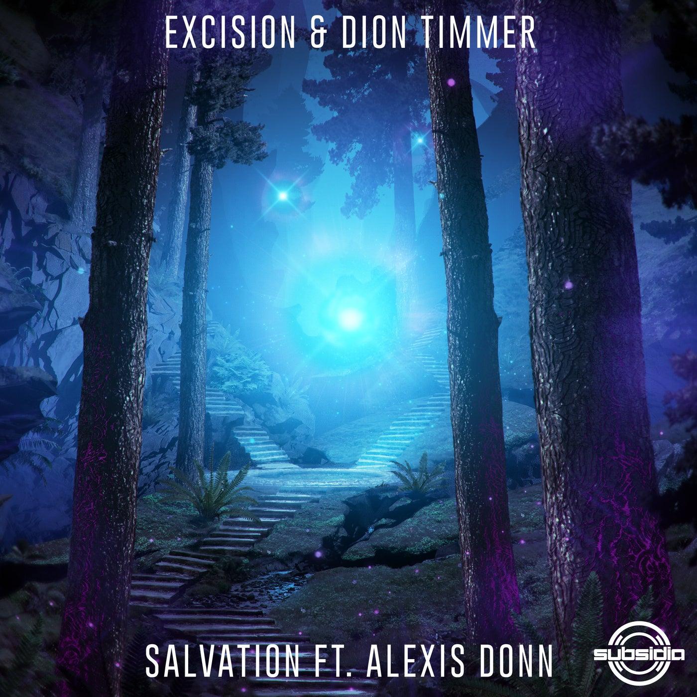 Salvation feat. Alexis Donn (Original Mix)