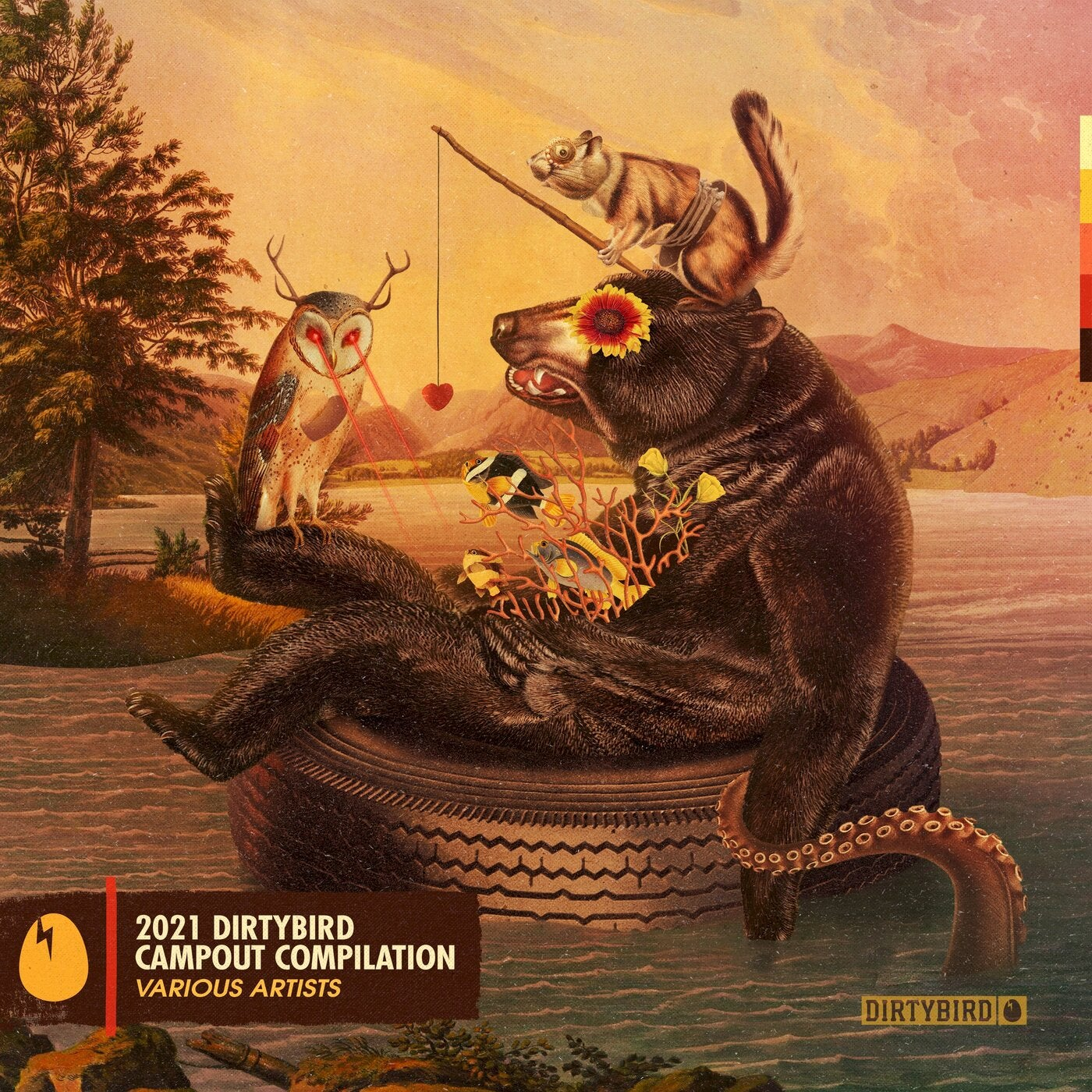 Dirtybird Campout Compilation 2021