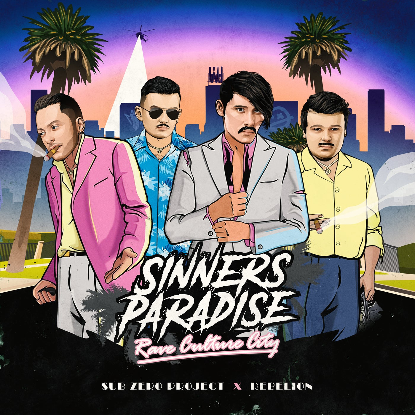 Sinners Paradise (Extended Mix)