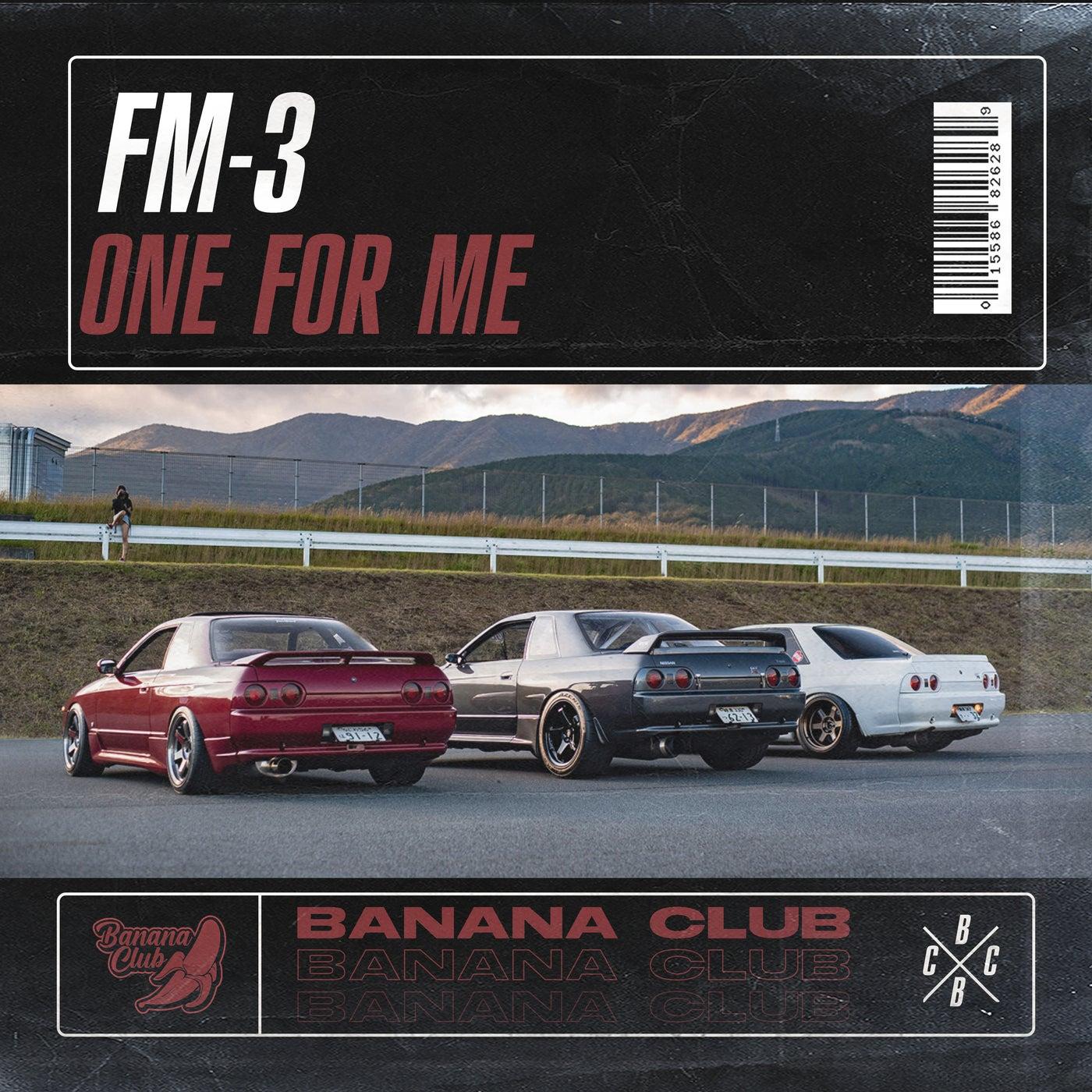 One For Me (Original Mix)