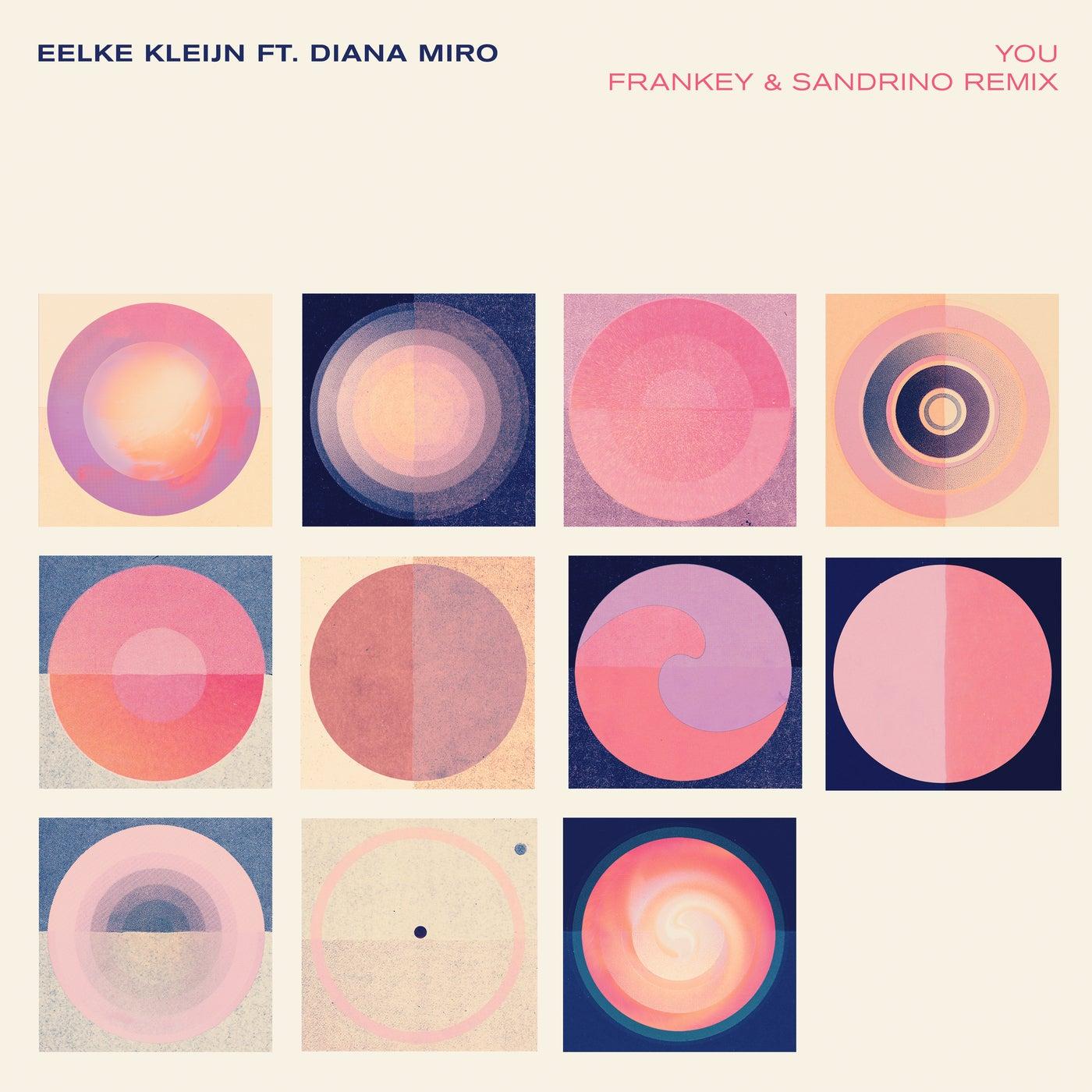 You feat. Diana Miro (Frankey & Sandrino Extended Remix)
