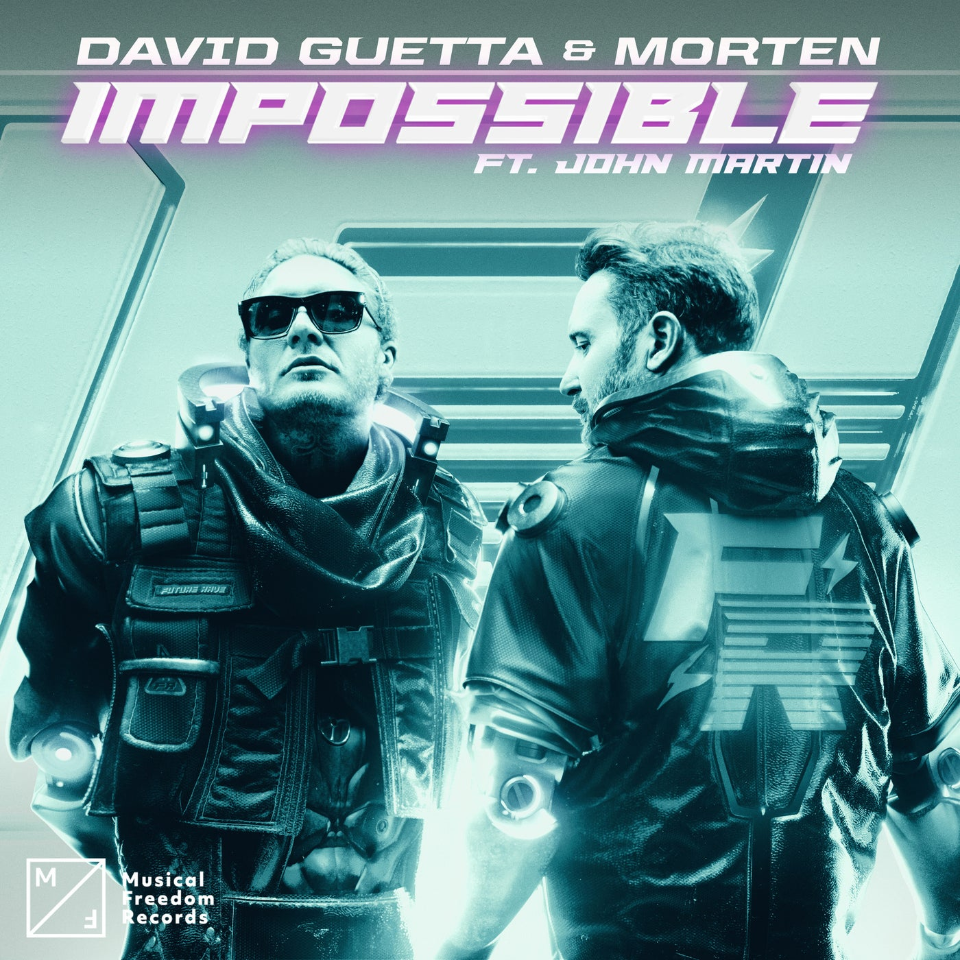 Impossible (feat. John Martin) (Extended Mix)