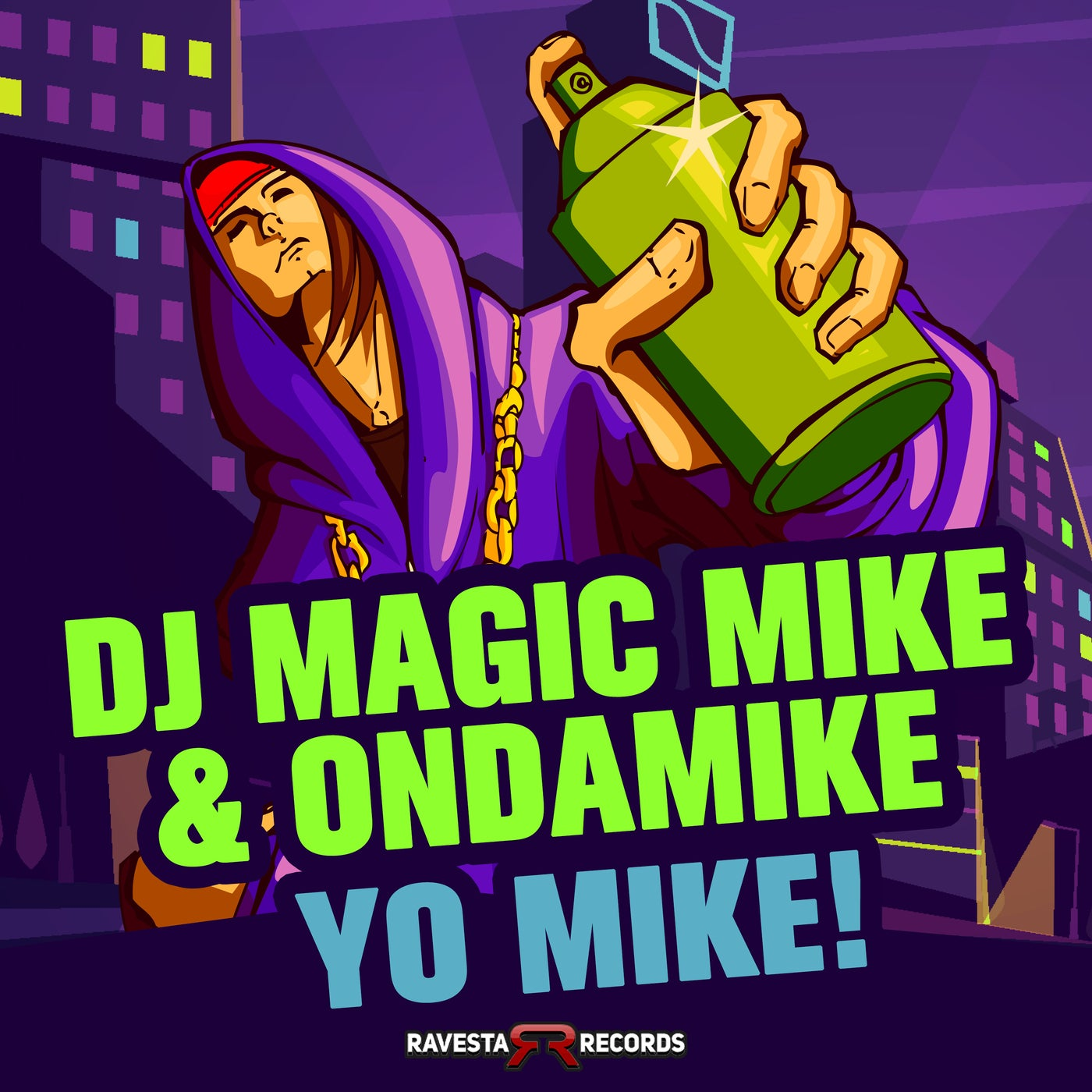 Yo Mike! (VIP Mix)