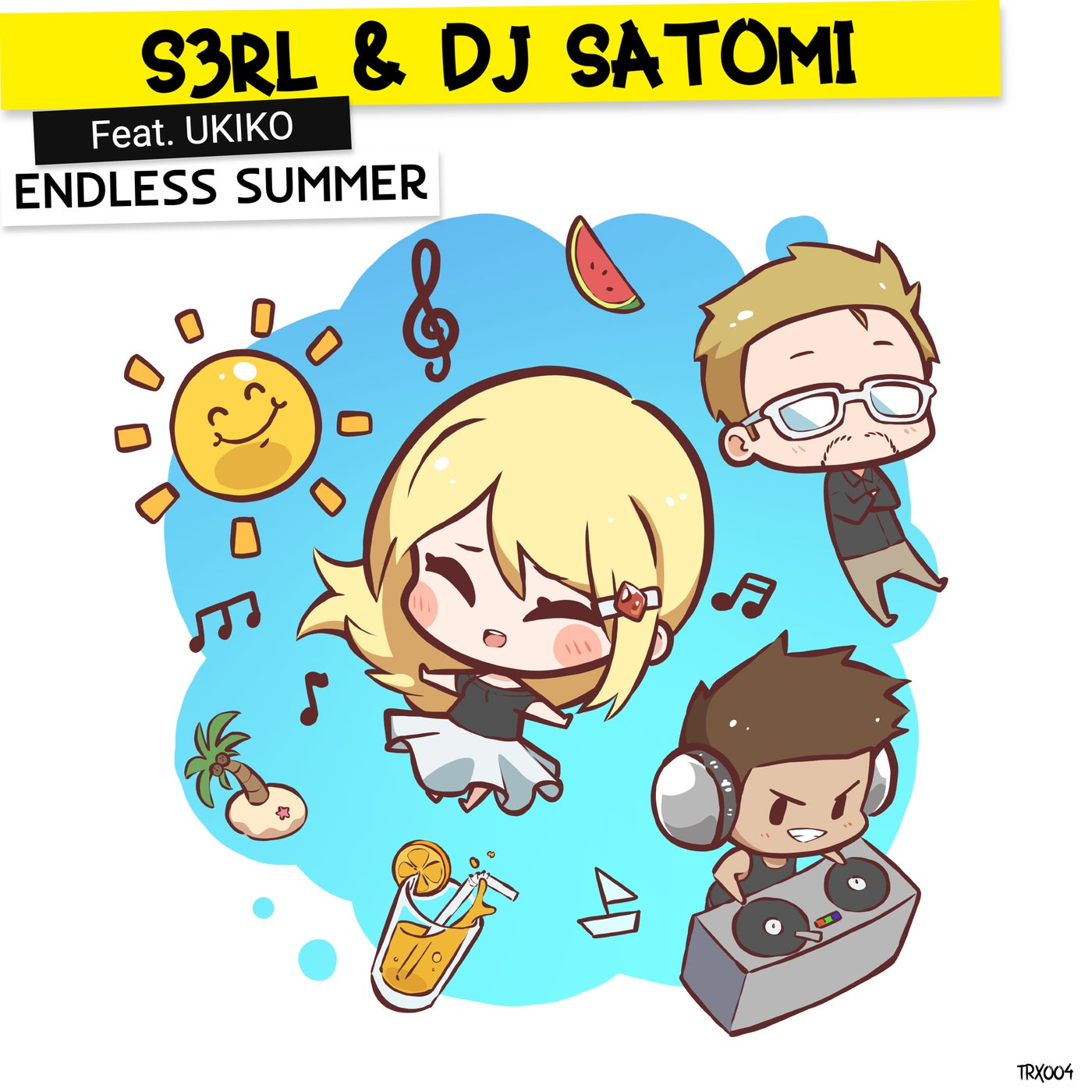 Endless Summer Feat. Ukiko (Extended Mix)