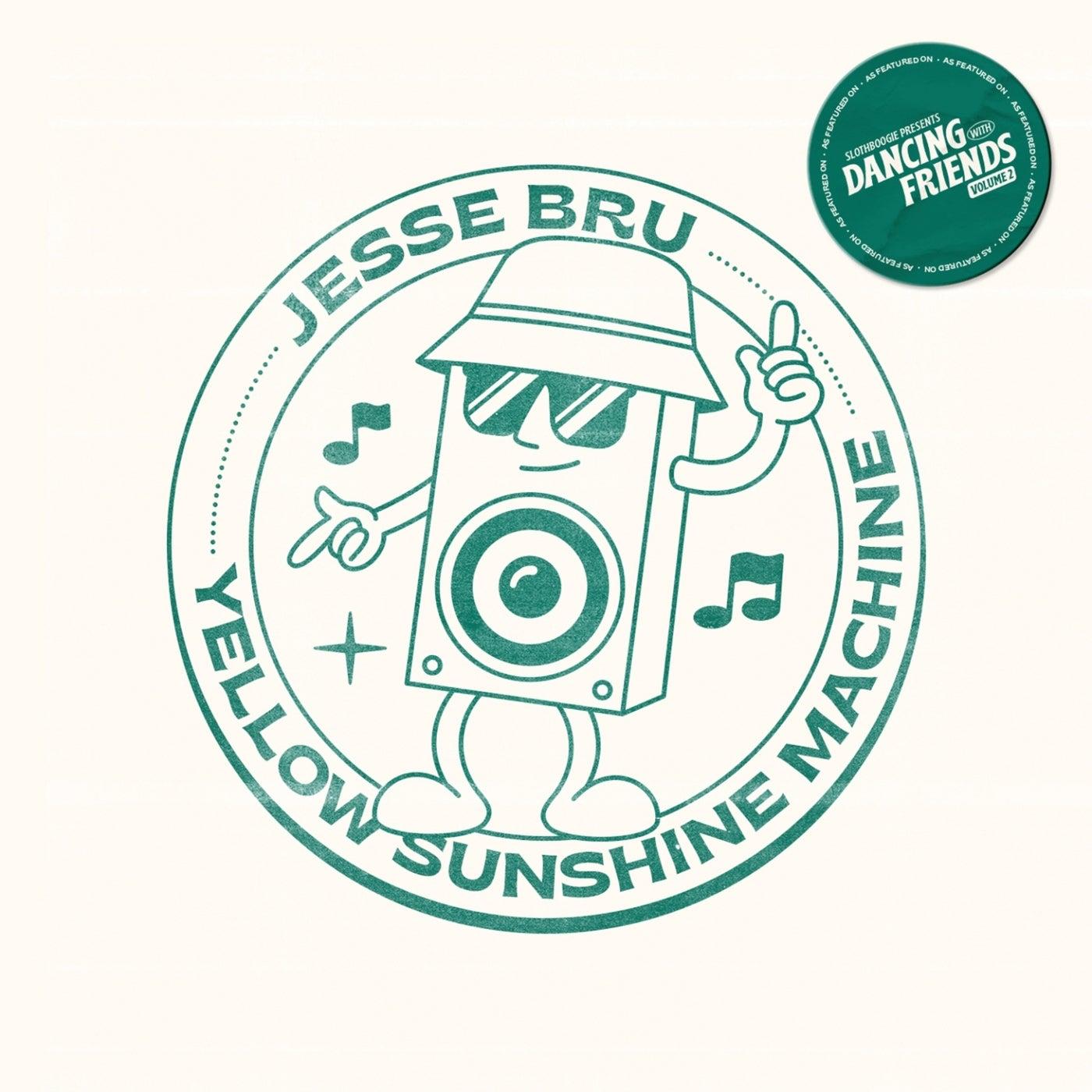 Yellow Sunshine Machine (Original Mix)