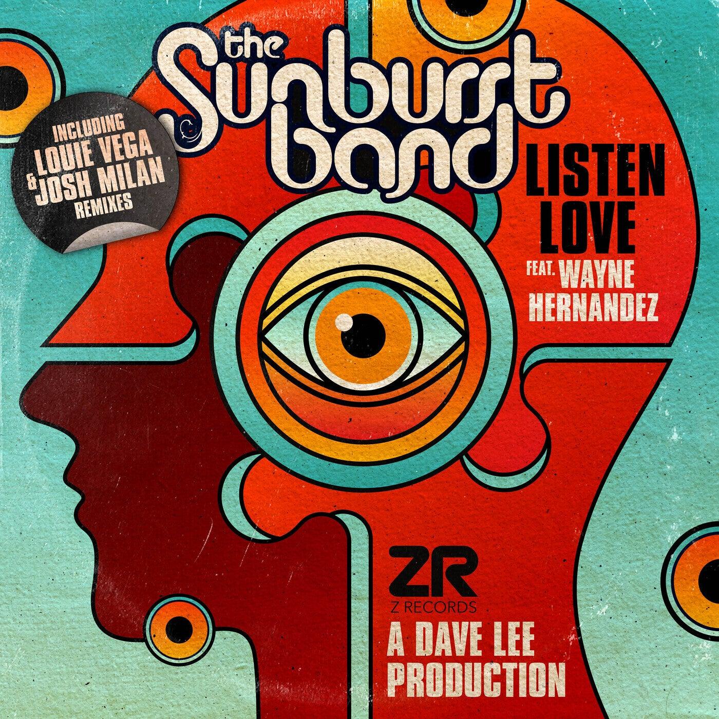 Listen Love (Dave Lee Jazz Funk Renaissance Mix)