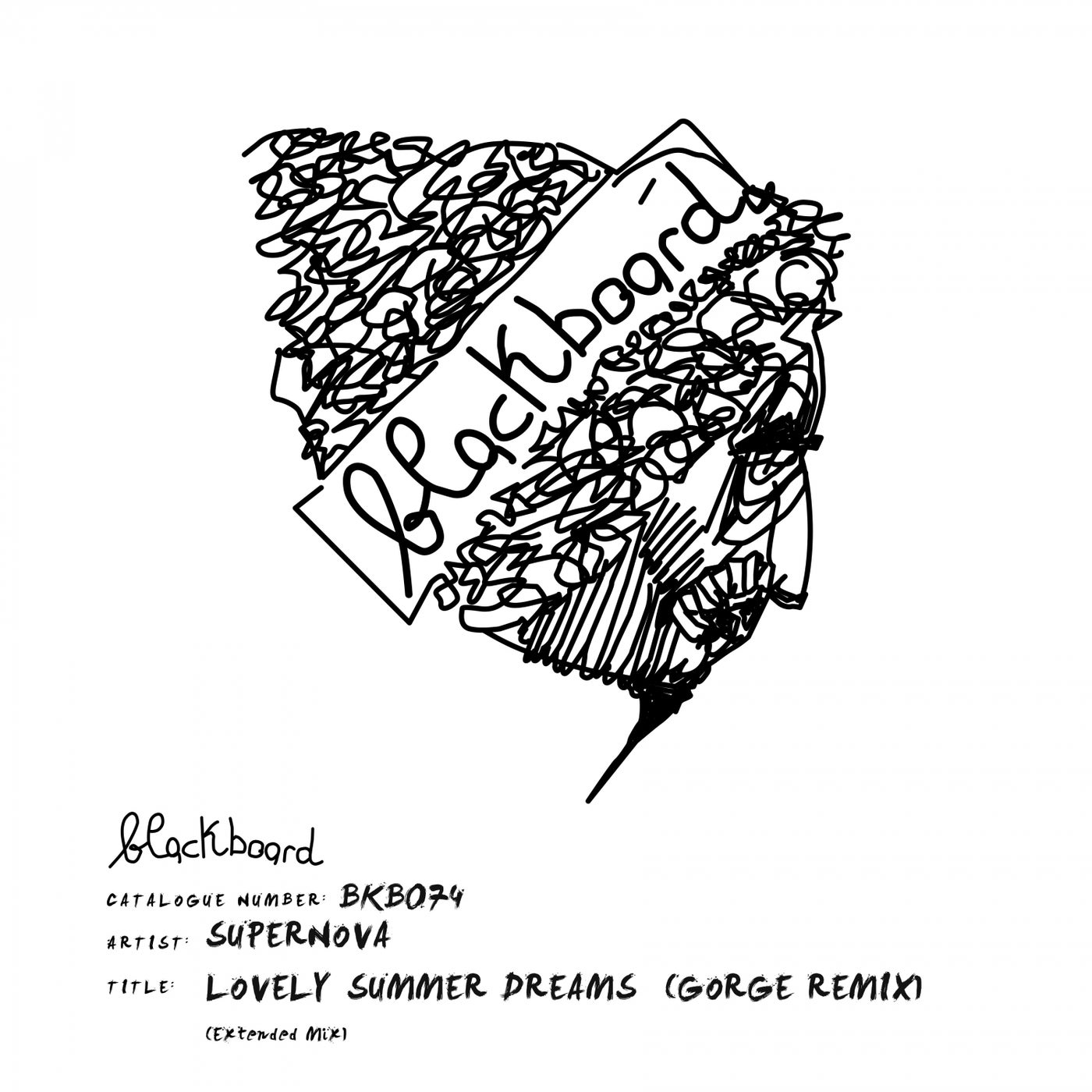 Lovely Summer Dreams (Gorge Extended Remix)