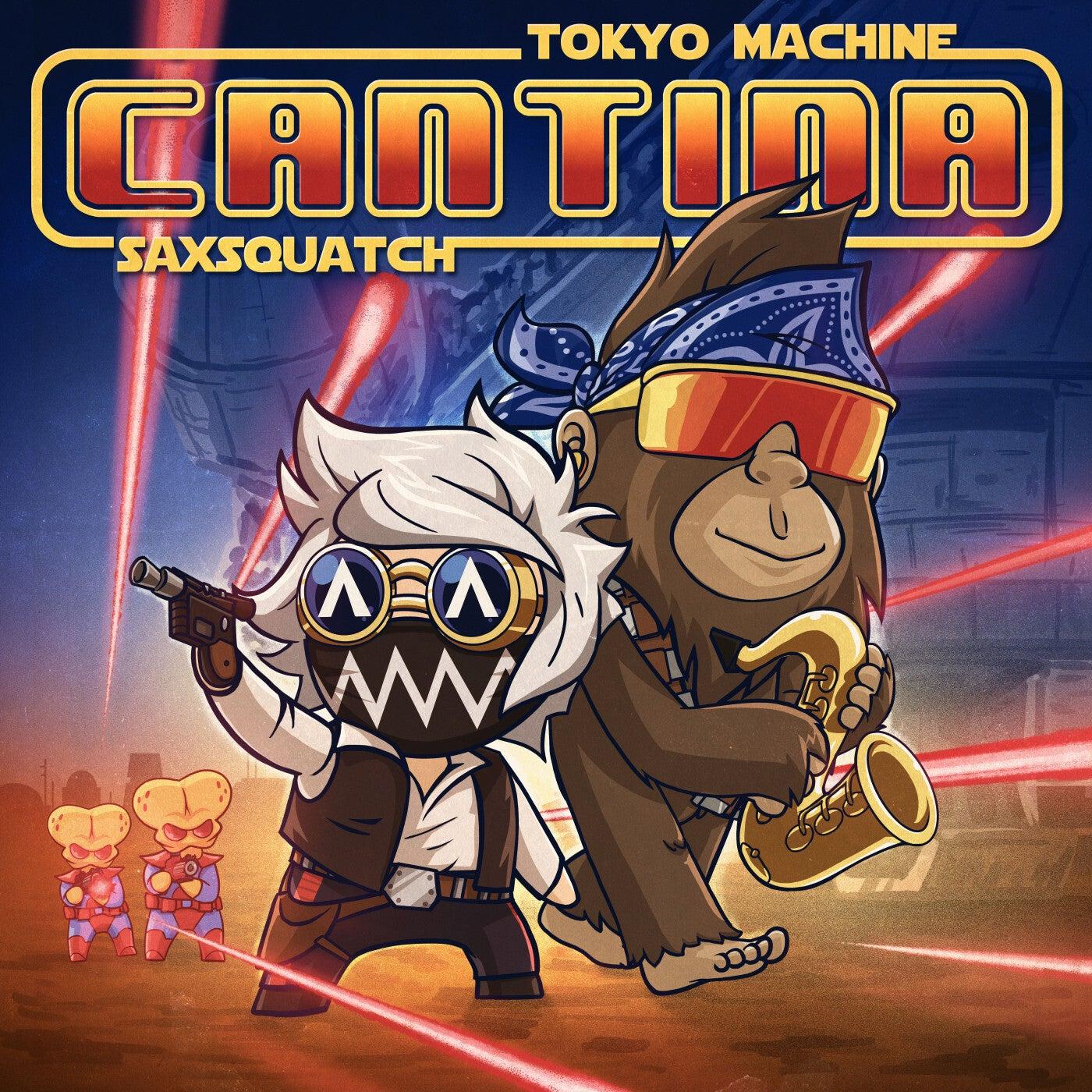 CANTINA (Original Mix)