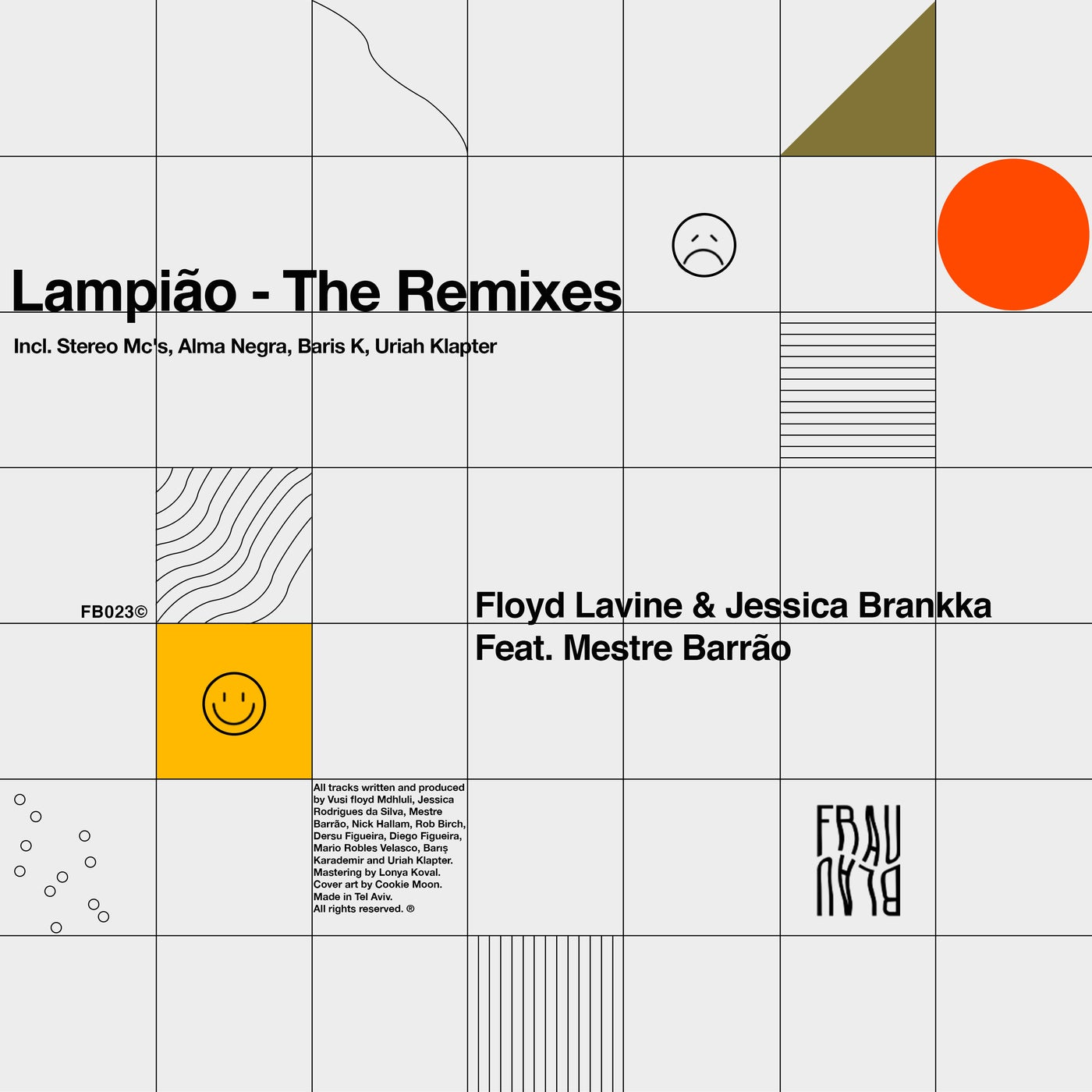 Lampião Feat Mestre Barrao (African Techno Mix)