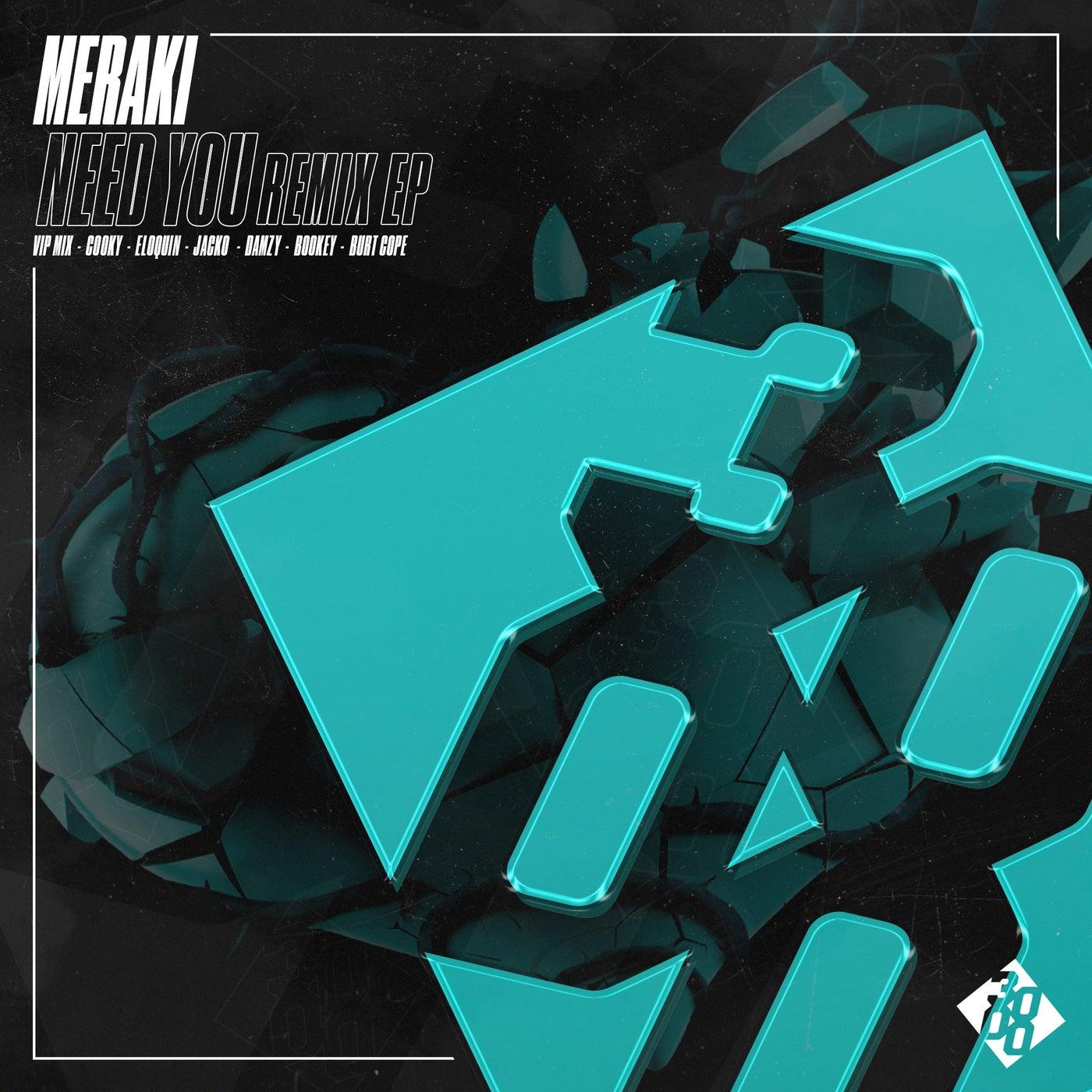 Need You (Damzy Remix)