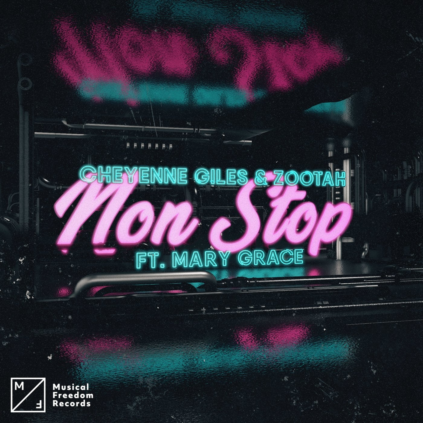 Non Stop (feat. Mary Grace) (Extended Mix)