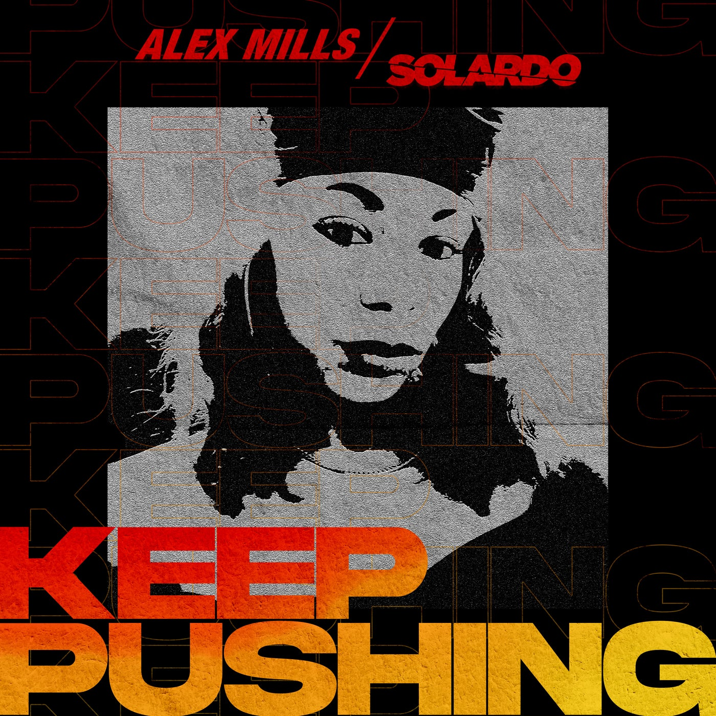 Keep Pushing (Extended Mix)