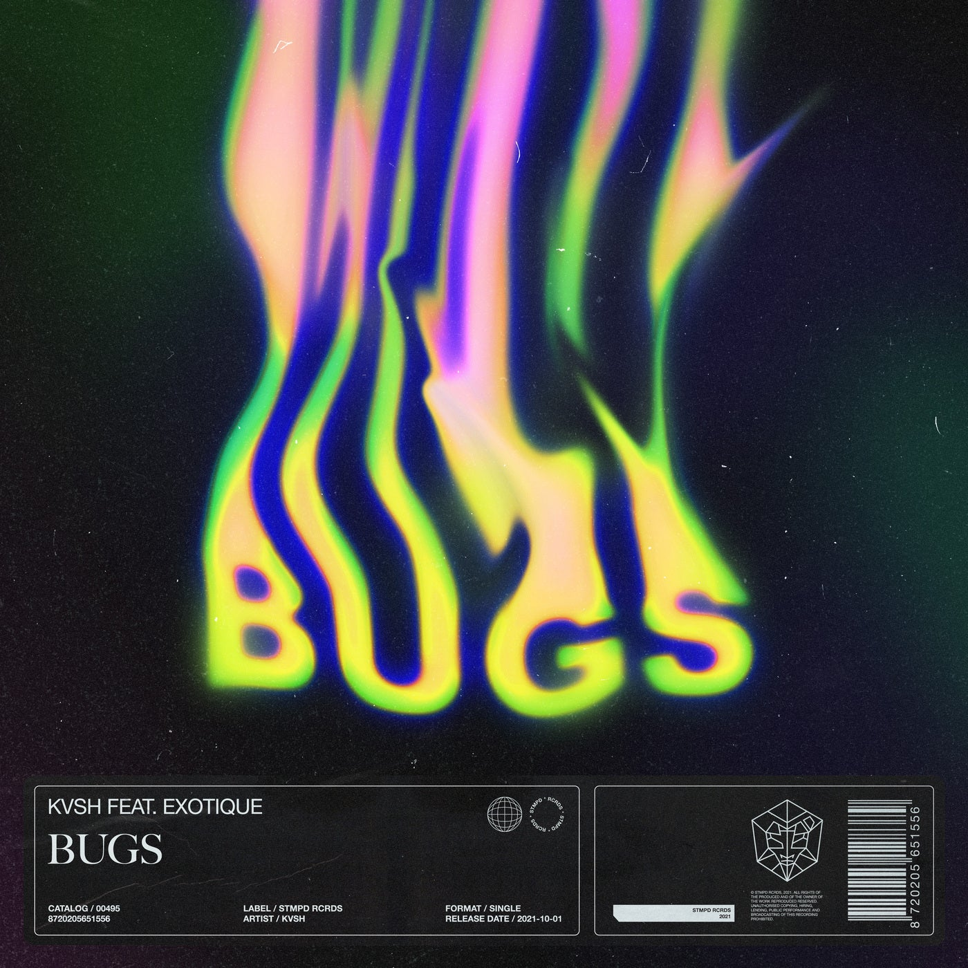 Bugs feat. Exotique (Extended Mix)