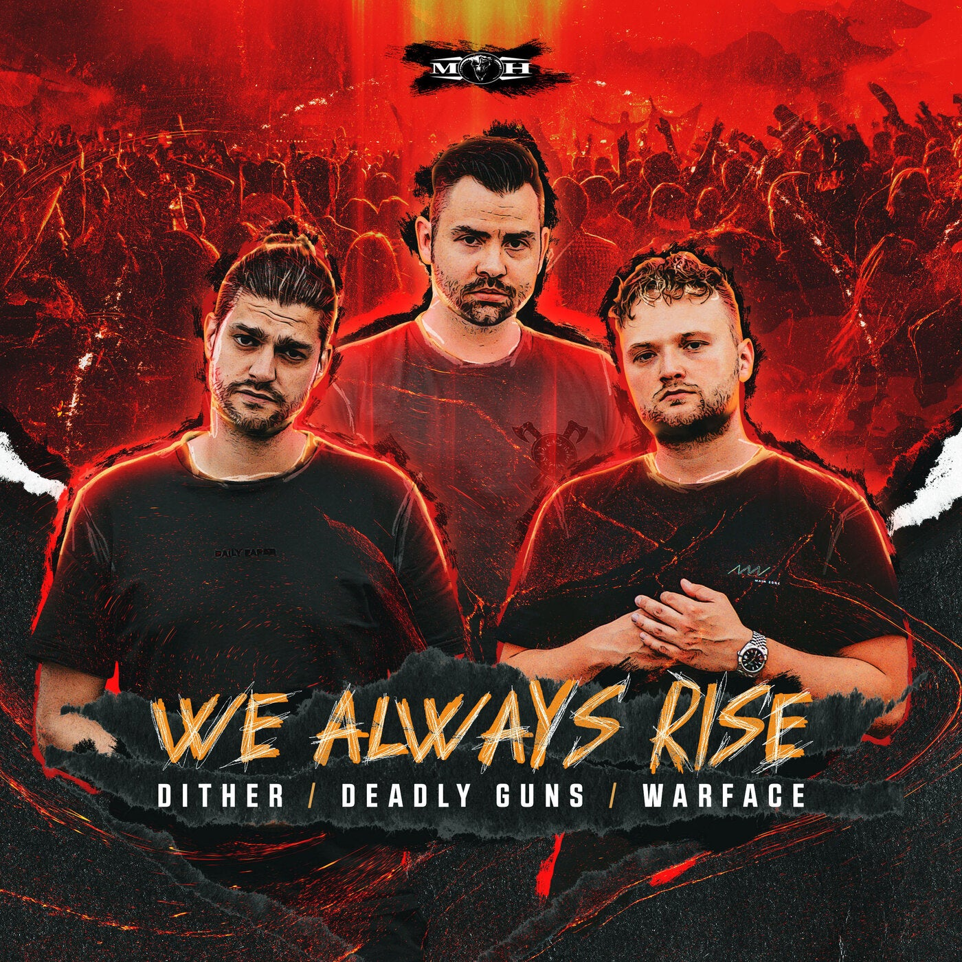 We Always Rise (Extended Mix)