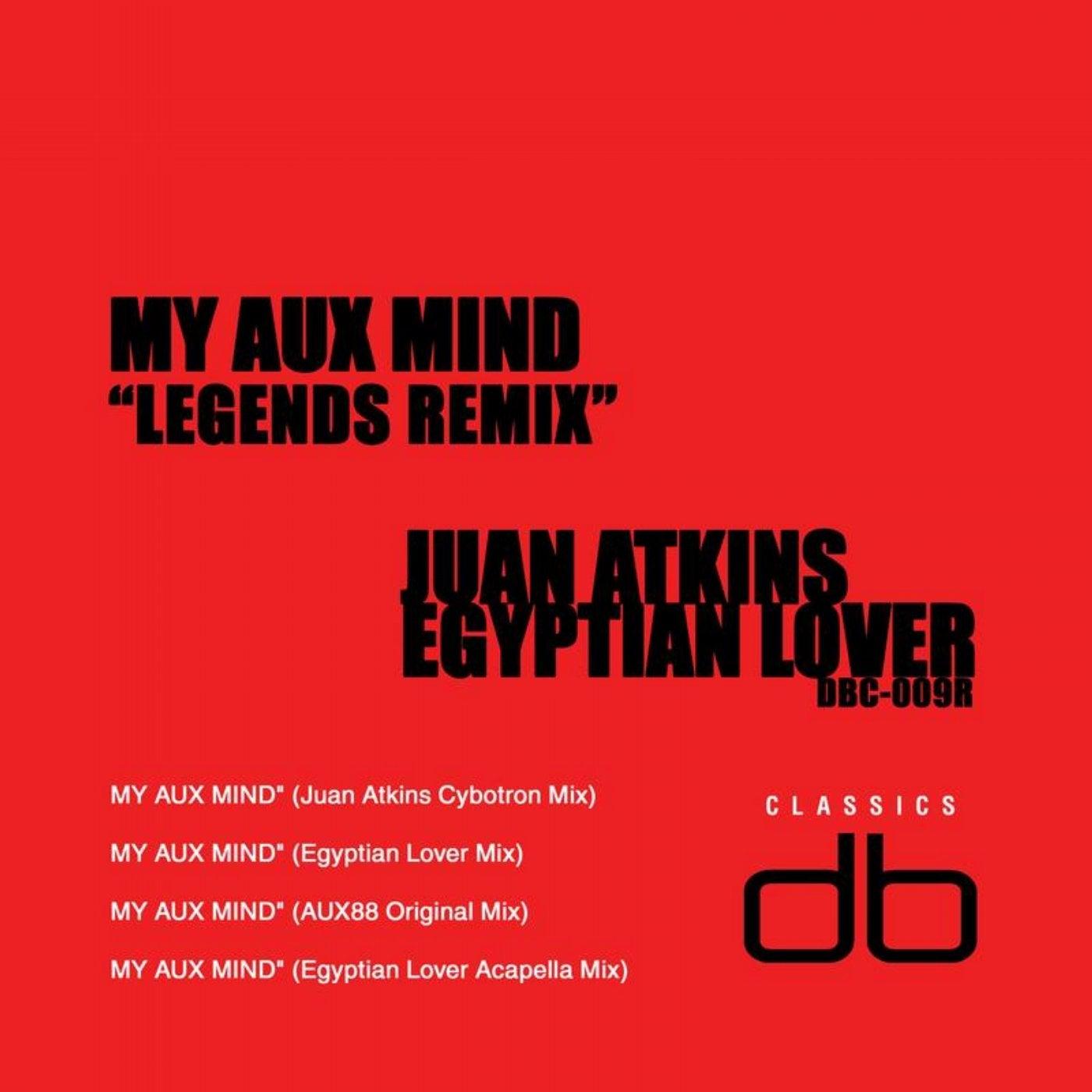 My Aux Mind (Juan Atkins