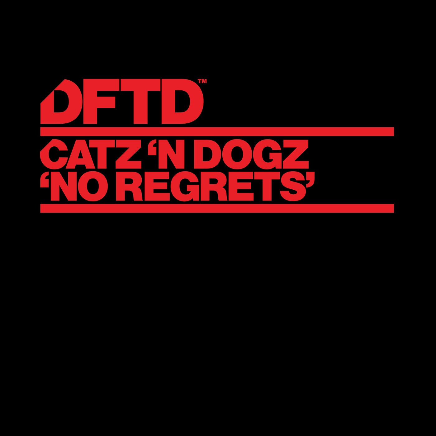 No Regrets (Extended Mix)