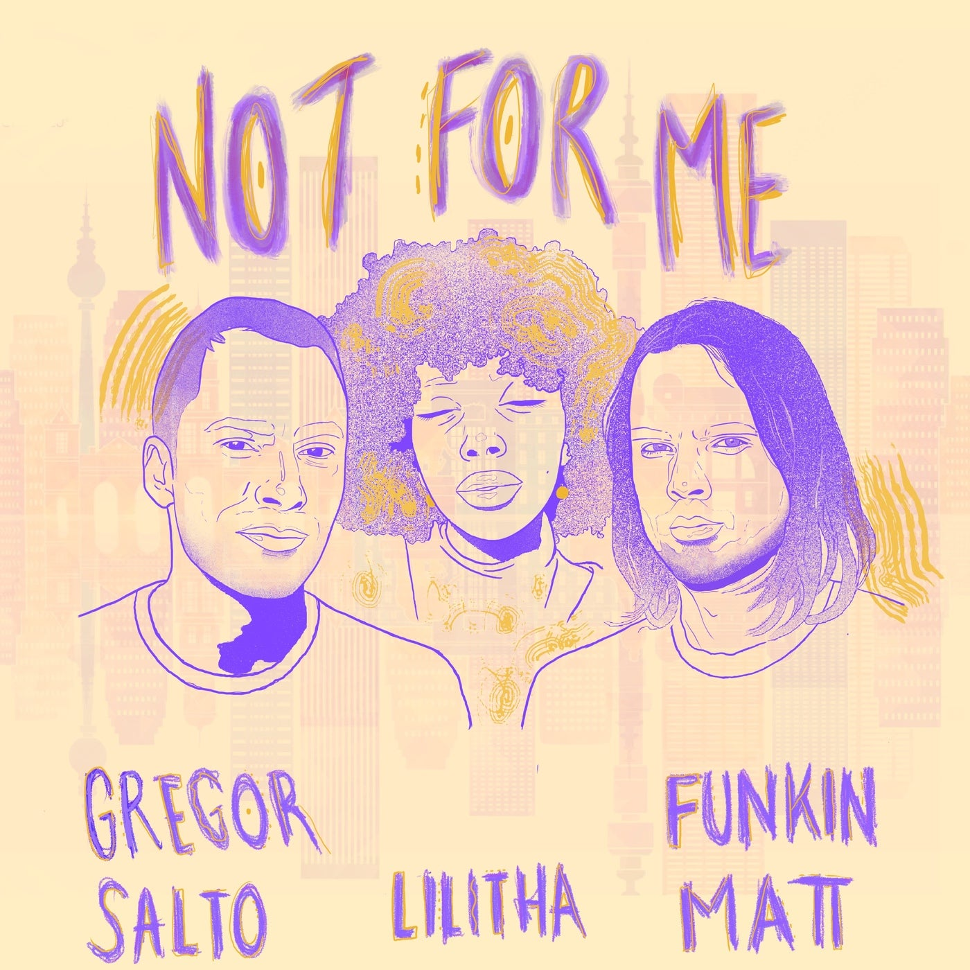 Not For Me (Club Mix)